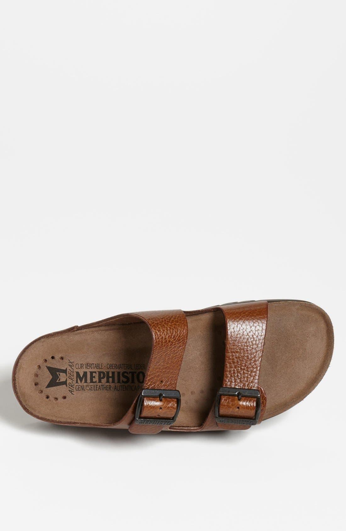 Alternate Image 3  - Mephisto 'Zonder 2' Sandal (Men) (Online Only)