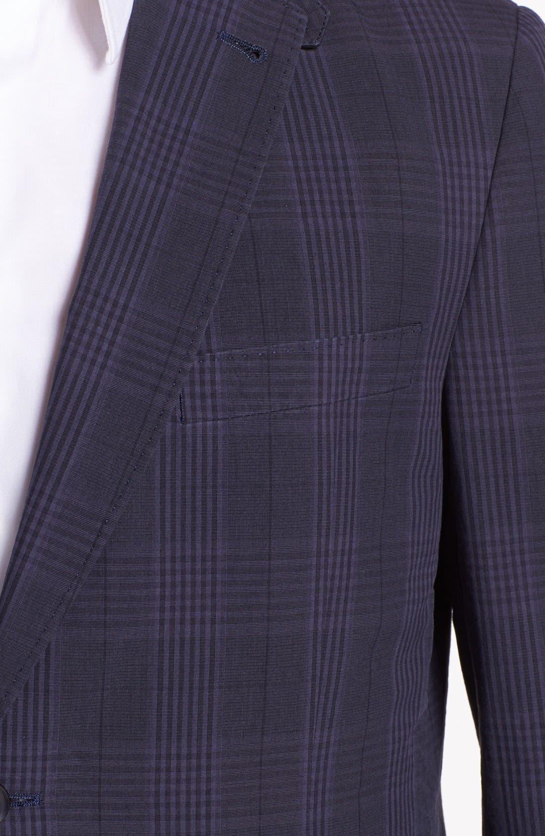 Alternate Image 3  - Kroon Cotton Linen Blend Sportcoat
