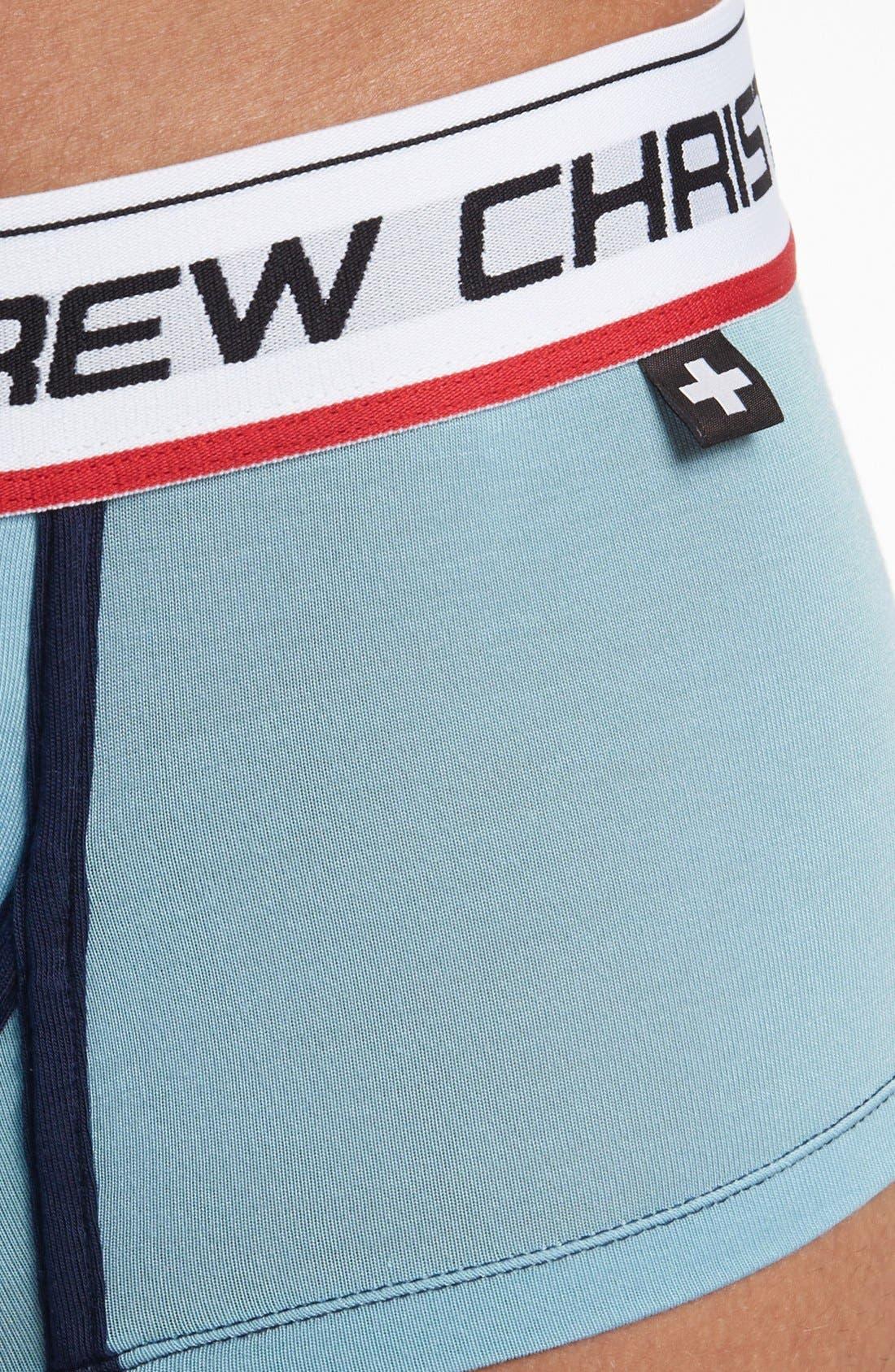 Alternate Image 3  - Andrew Christian 'Cool Flex' Boxer Briefs