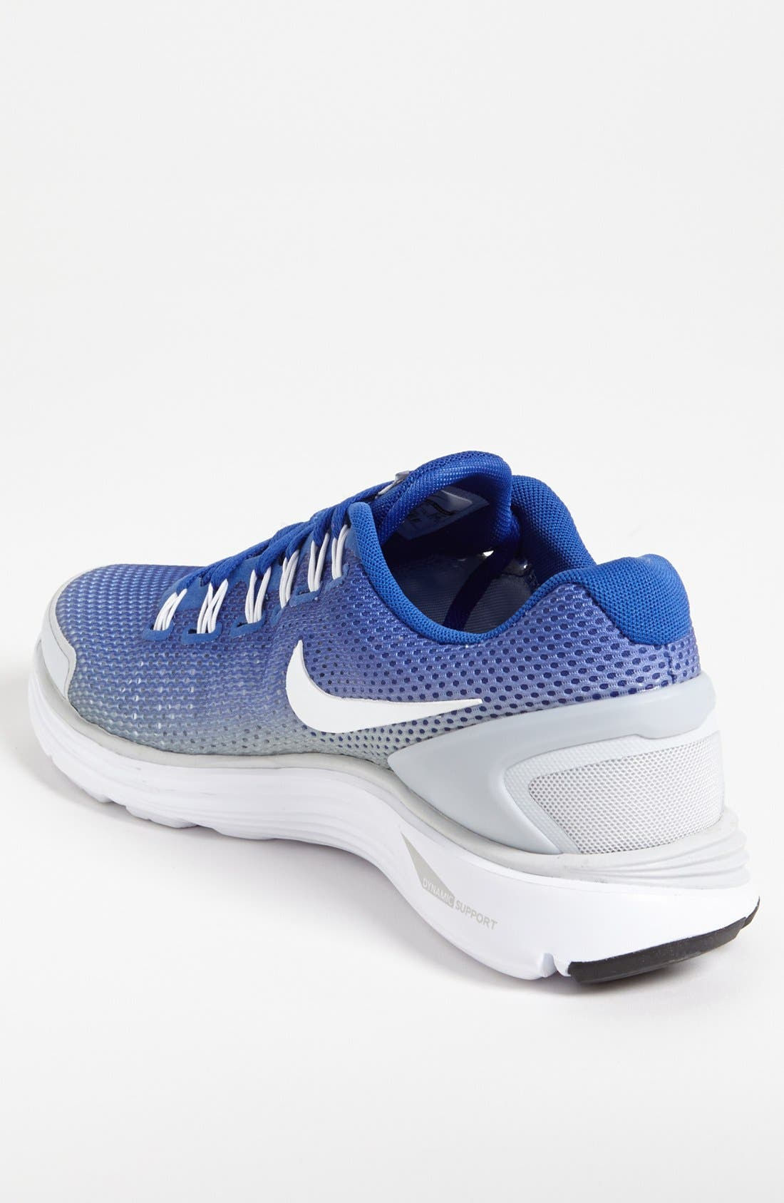 Alternate Image 2  - Nike 'LunarGlide+ 4 Breathe' Running Shoe (Men)