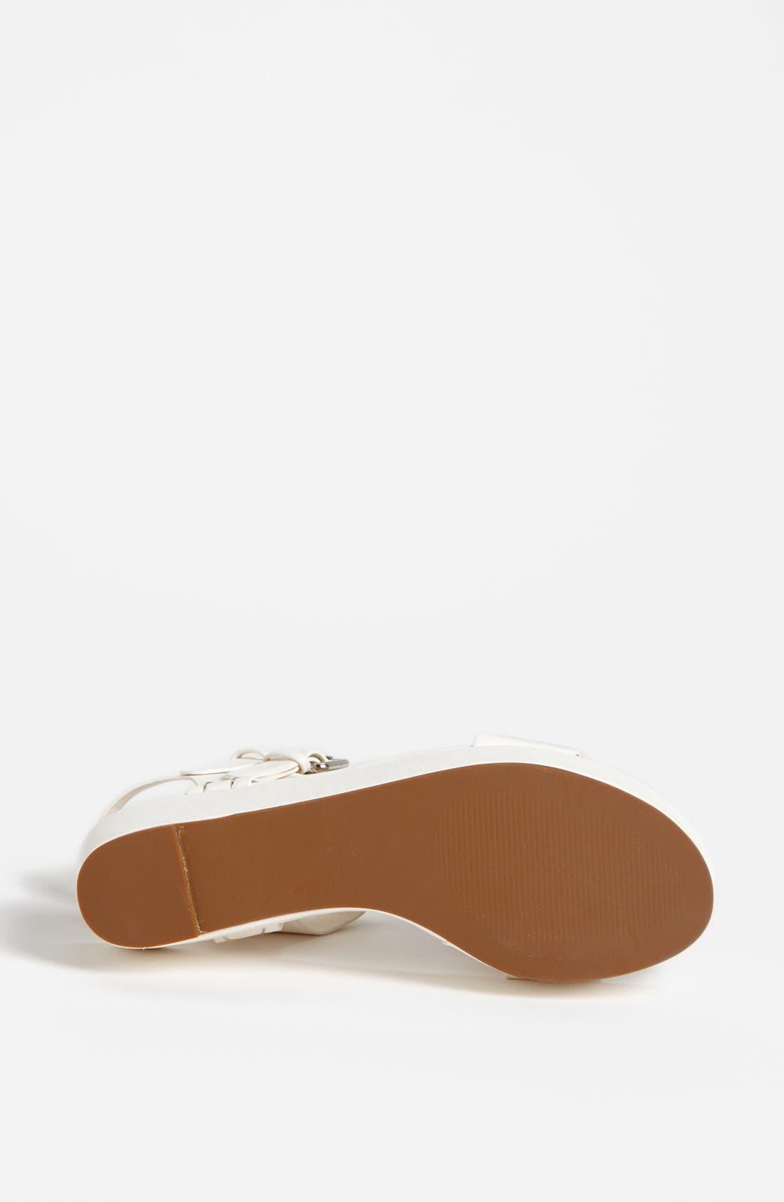 Alternate Image 4  - Topshop 'Hanna' Sandal