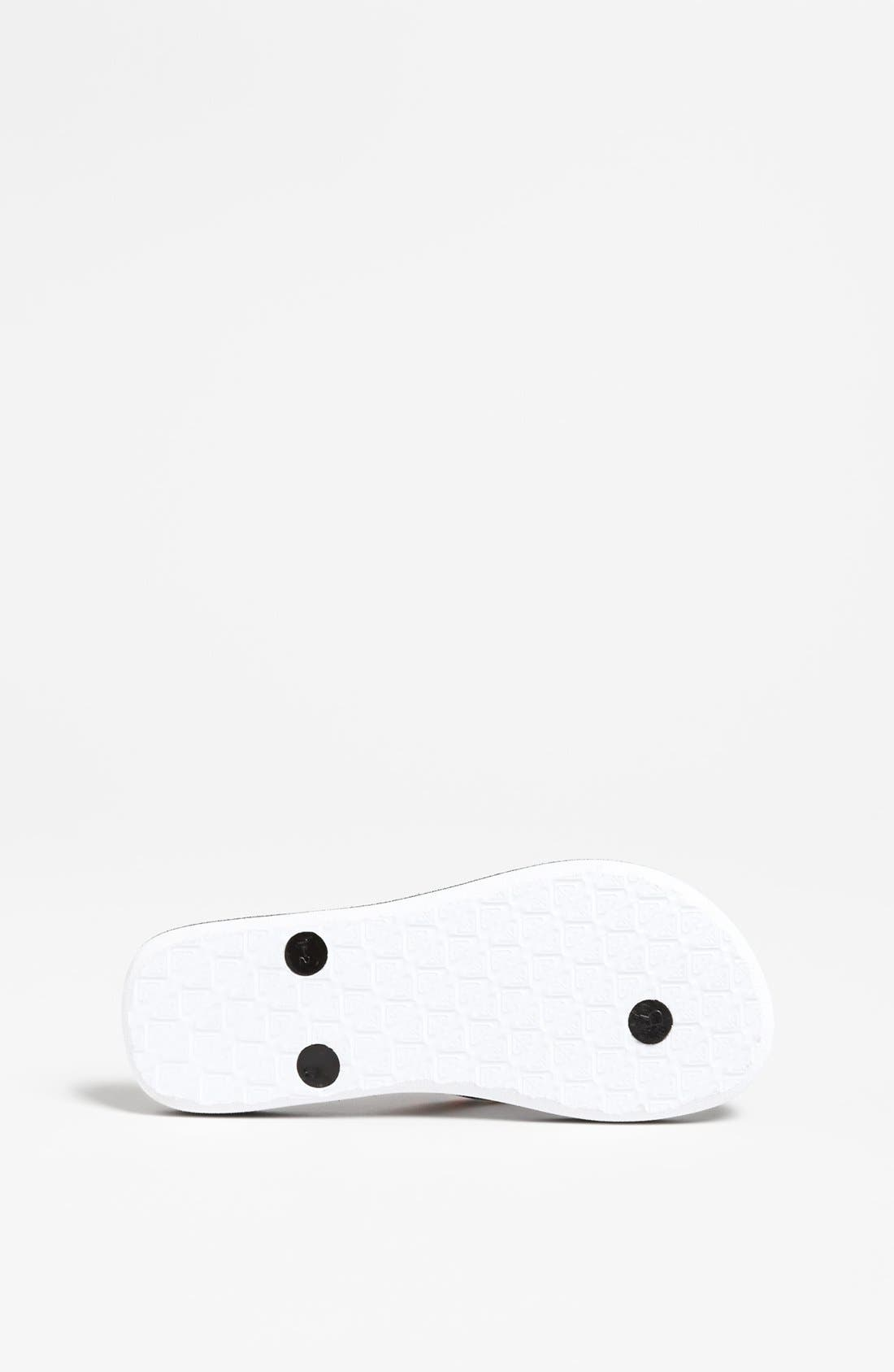 Alternate Image 4  - 'Pebbles' Sandal (Toddler, Little Kid & Big Kid)