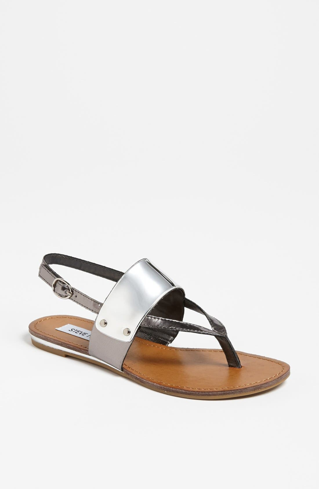 Alternate Image 1 Selected - Steve Madden 'Cufff' Sandal