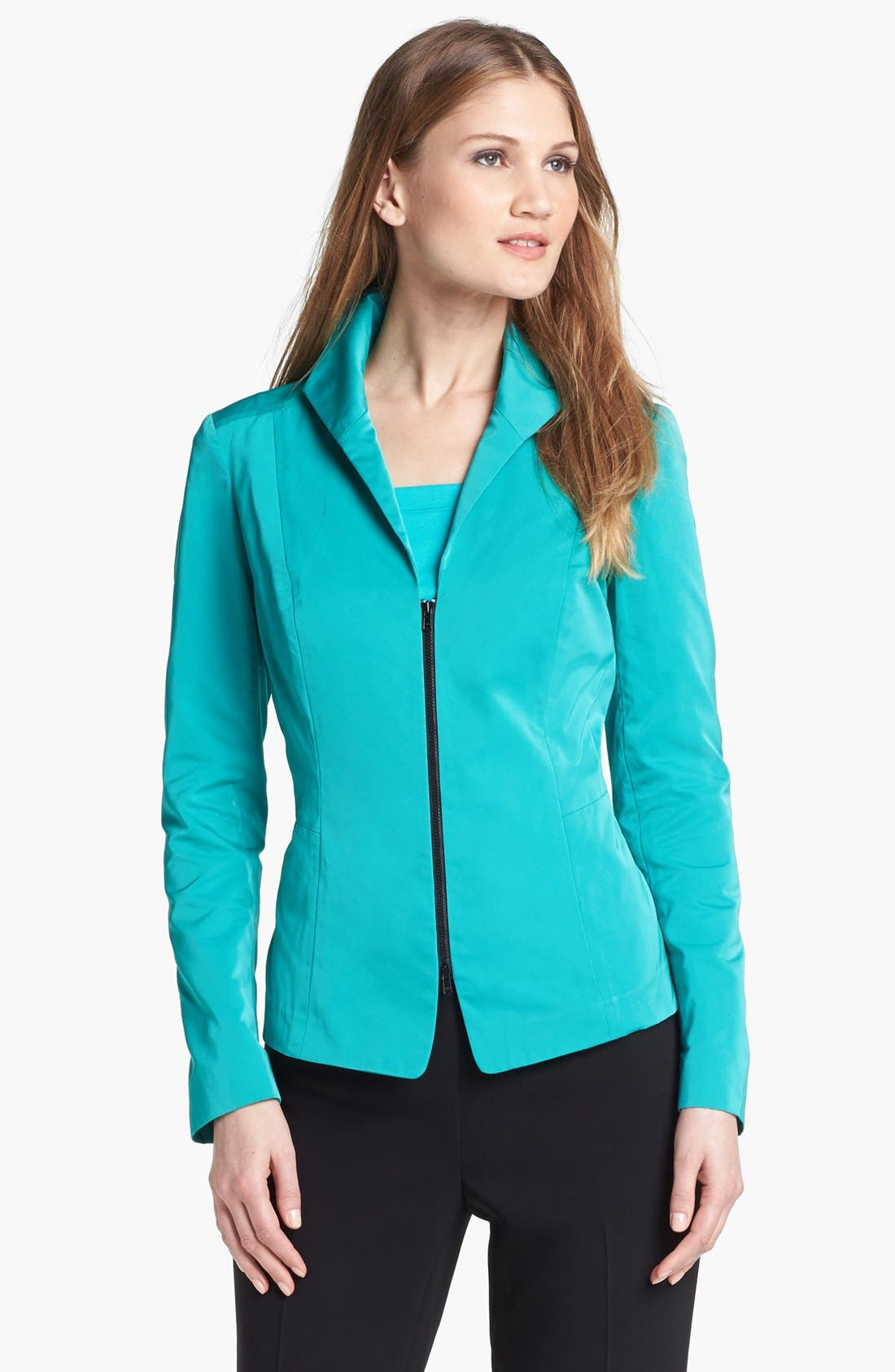 Alternate Image 1 Selected - Lafayette 148 New York 'Raleigh - Couture Cloth' Jacket