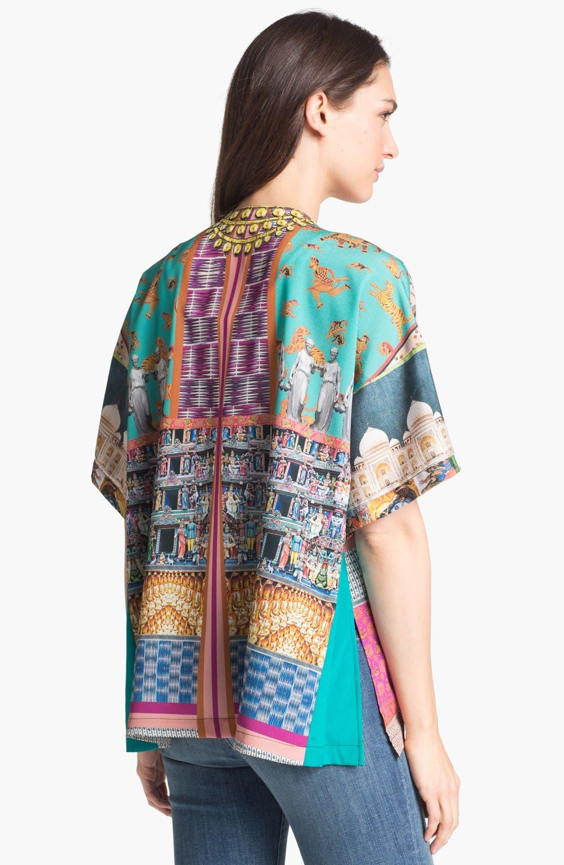 Alternate Image 2  - Clover Canyon 'Taj Mahal Necklace' Jacket