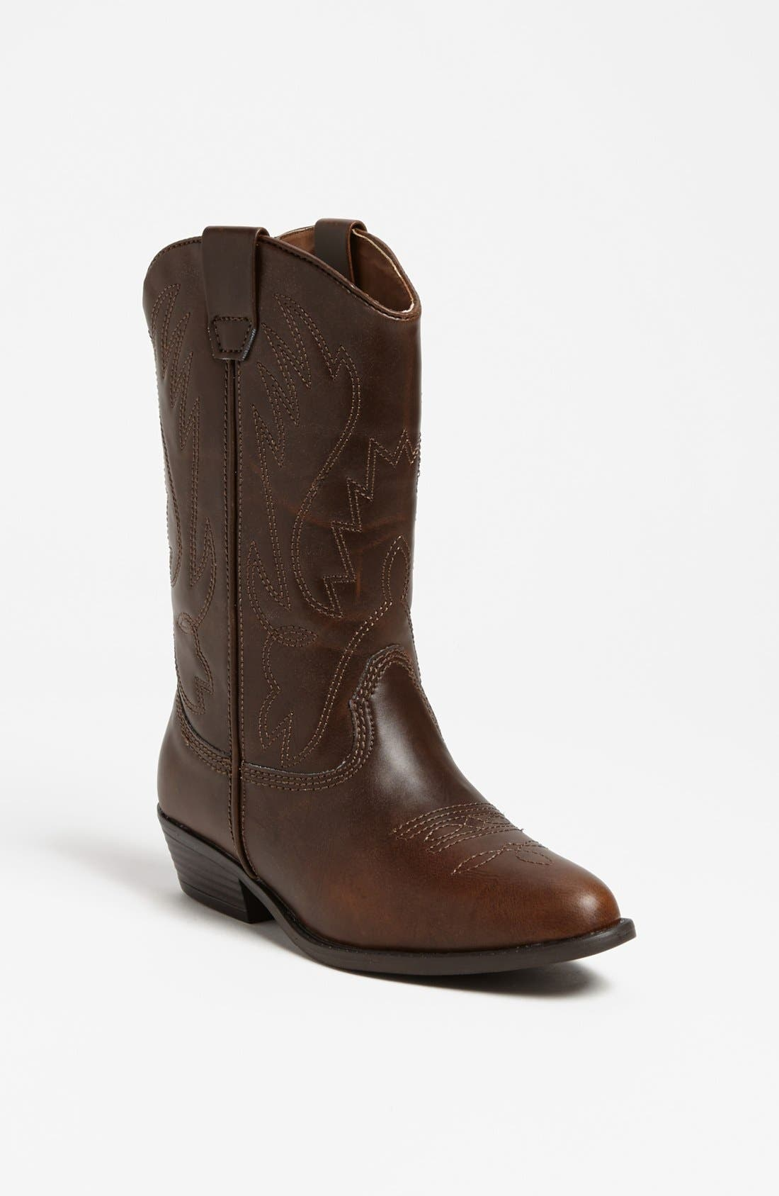 Alternate Image 1 Selected - Nordstrom 'Cassidy' Boot (Toddler, Little Kid & Big Kid)