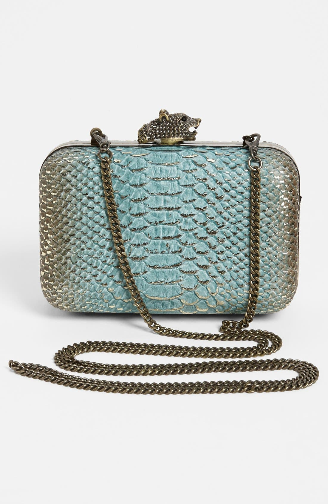 Alternate Image 4  - House of Harlow 1960 'Dylan' Box Clutch
