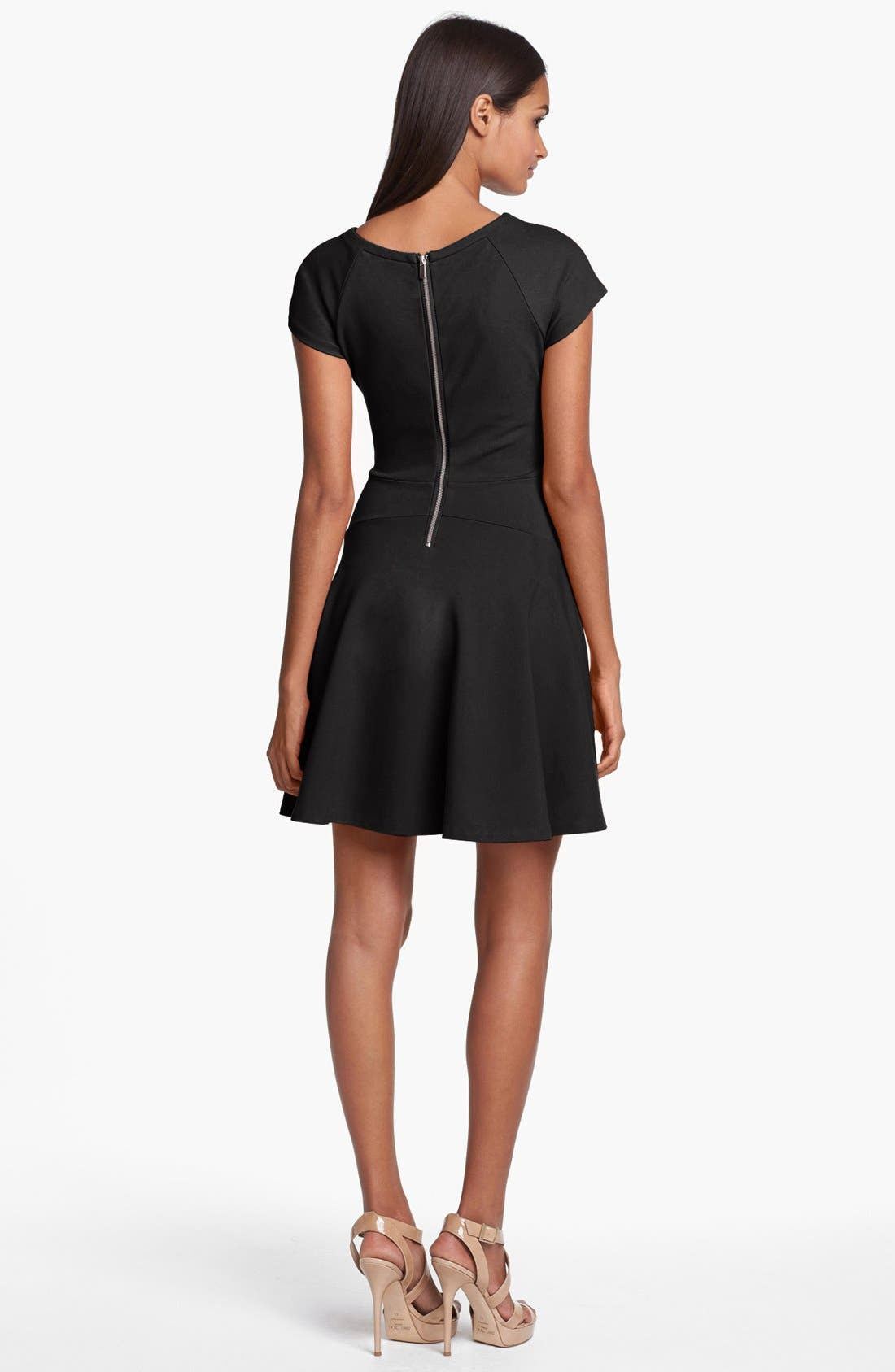 Alternate Image 2  - Diane von Furstenberg 'Delyse' Stretch Fit & Flare Dress