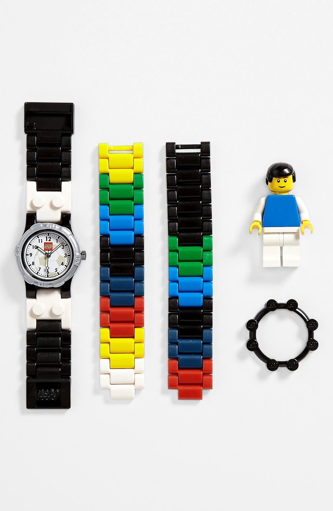 Alternate Image 1 Selected - LEGO® 'Soccer Kids' Watch & Toy
