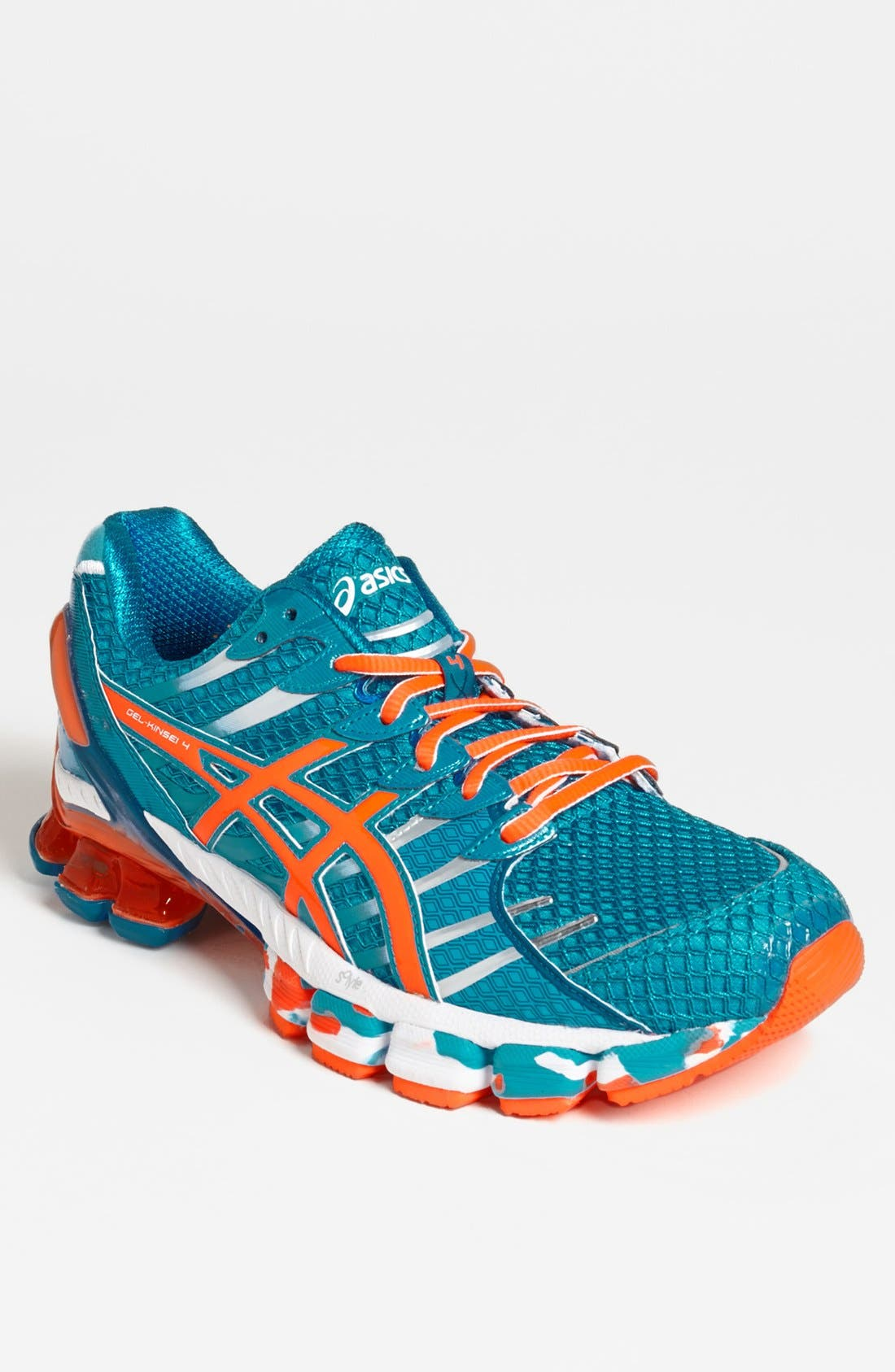 Alternate Image 1 Selected - ASICS® 'GEL-Kinsei 4' Running Shoe (Men)