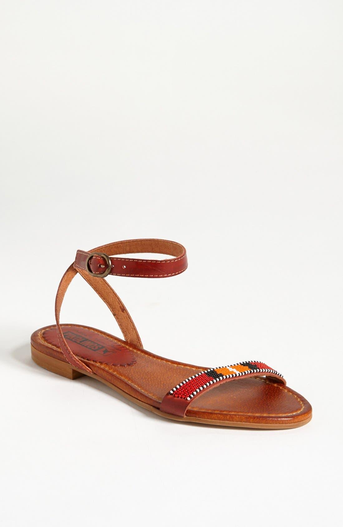 Alternate Image 1 Selected - PIKOLINOS 'Formentera' Sandal