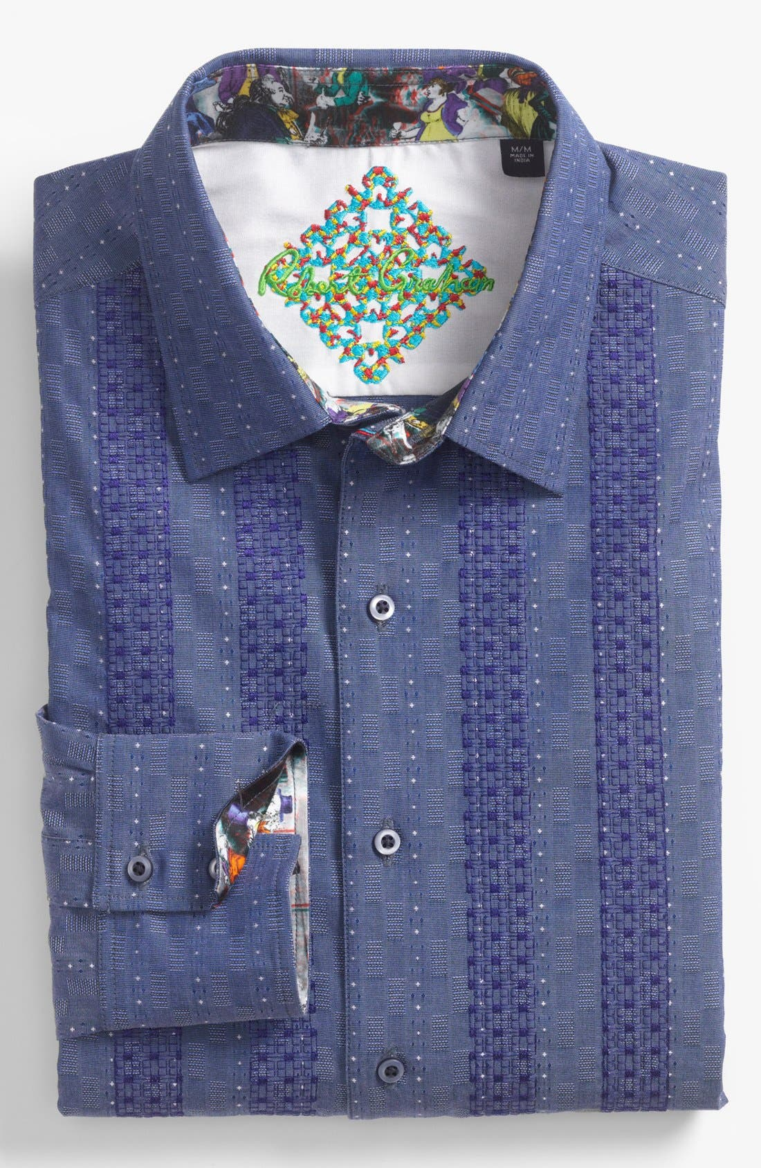 Alternate Image 2  - Robert Graham 'Chet' Regular Fit Sport Shirt