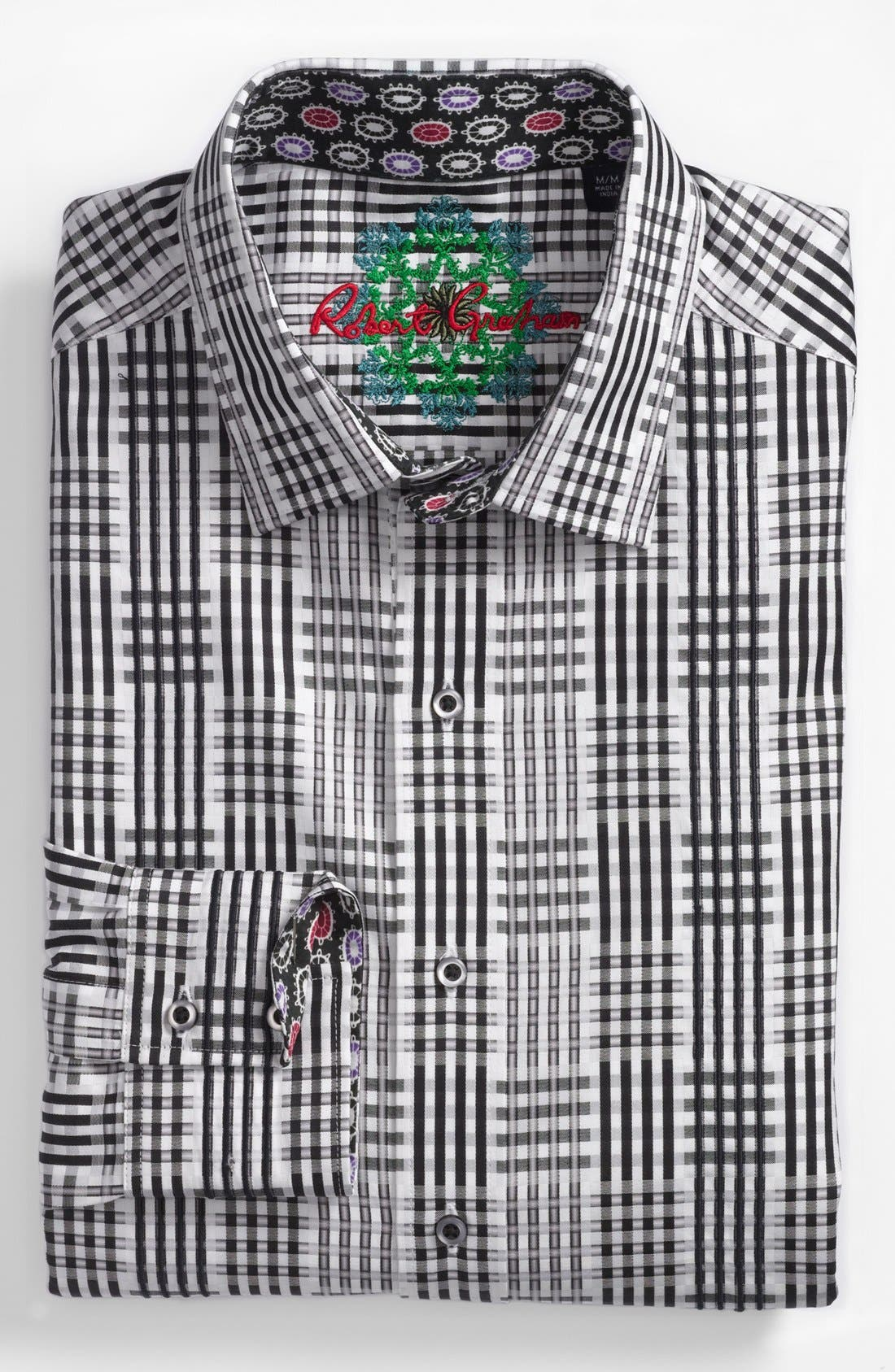 Alternate Image 2  - Robert Graham 'Henri' Sport Shirt
