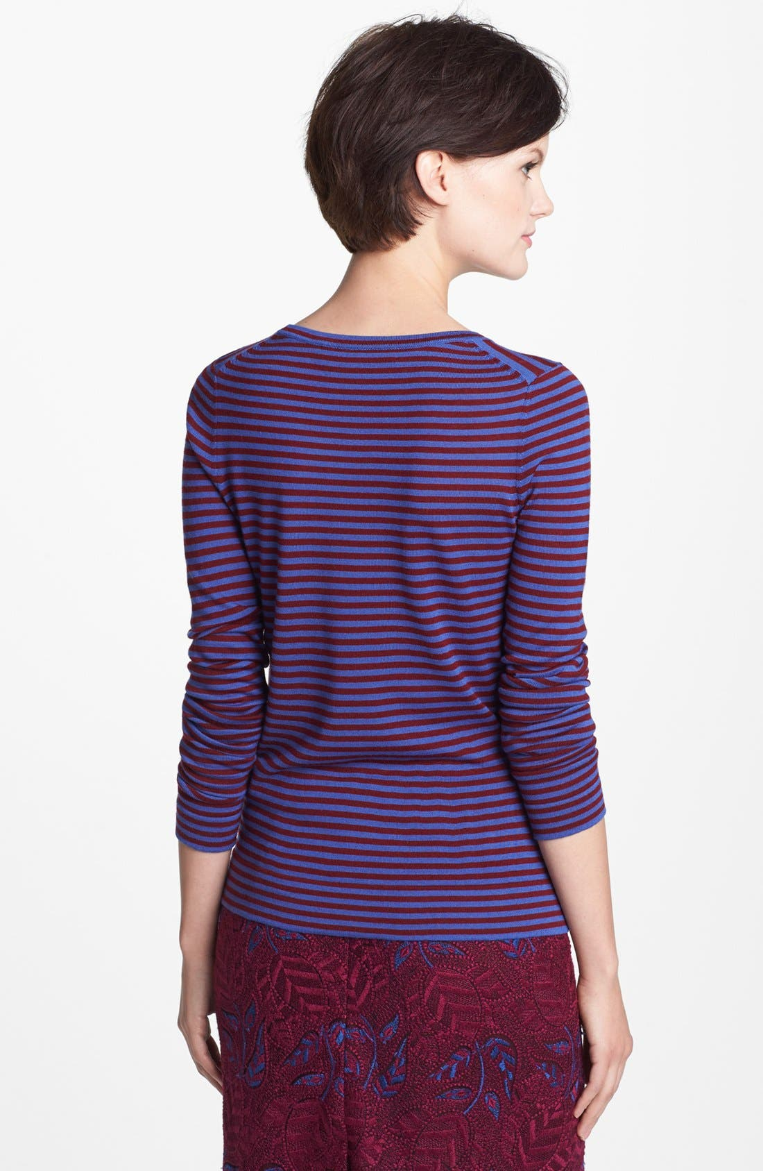 Alternate Image 2  - MARC BY MARC JACOBS 'Fiona' Merino Wool Sweater