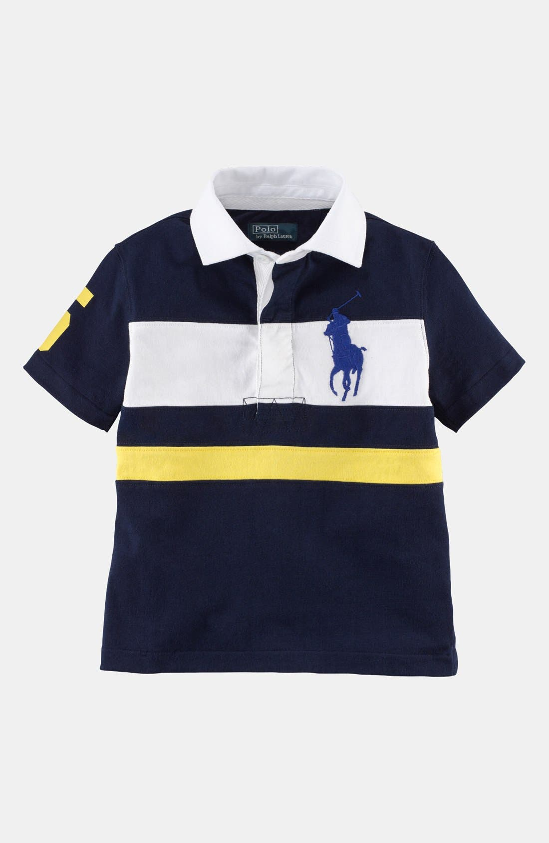 Alternate Image 1 Selected - Ralph Lauren Polo (Toddler Boys)