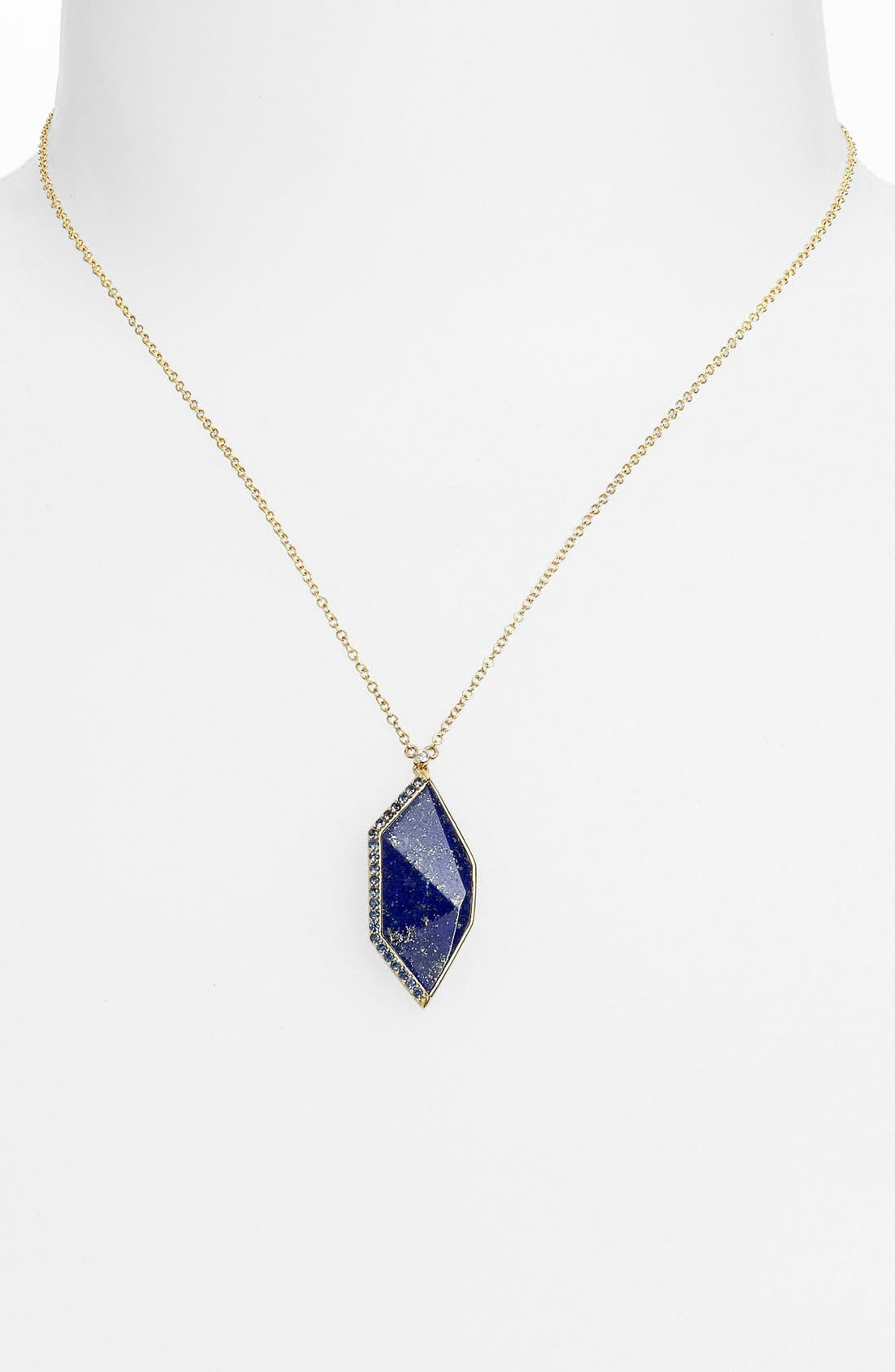 Main Image - Whitney Stern Geometric Pendant Necklace
