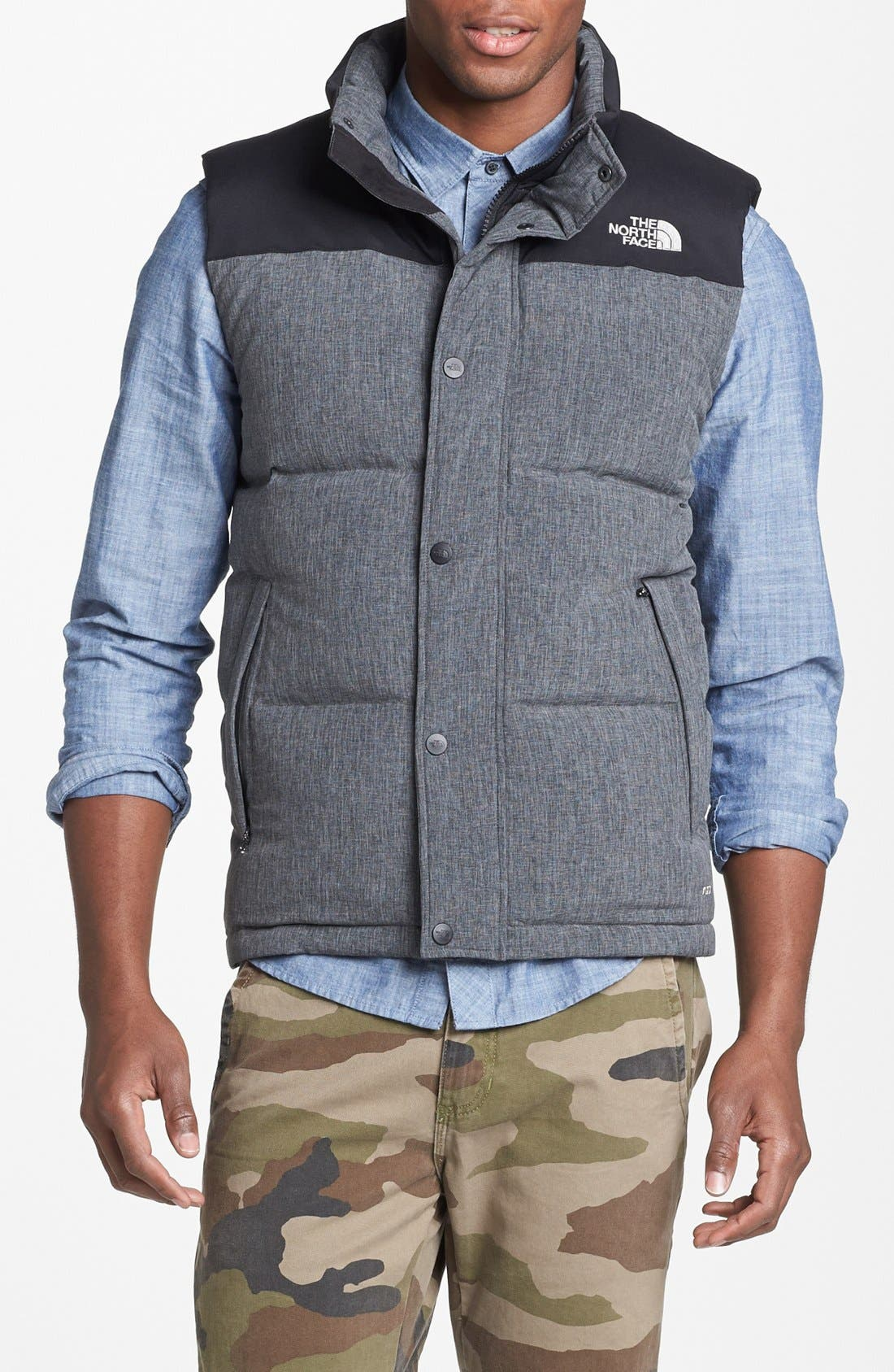 Alternate Image 1 Selected - The North Face 'Nuptse - Uptown' Vest
