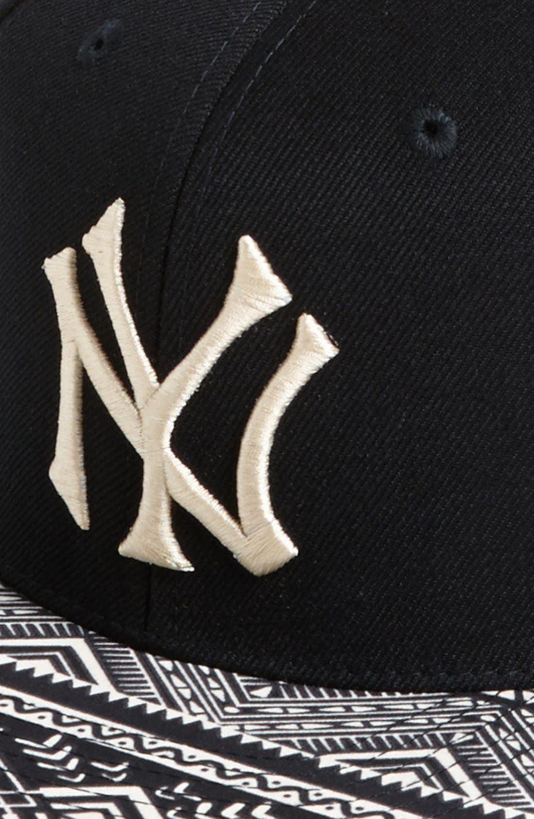 Alternate Image 2  - American Needle 'New York Yankees - Ancestor' Cap