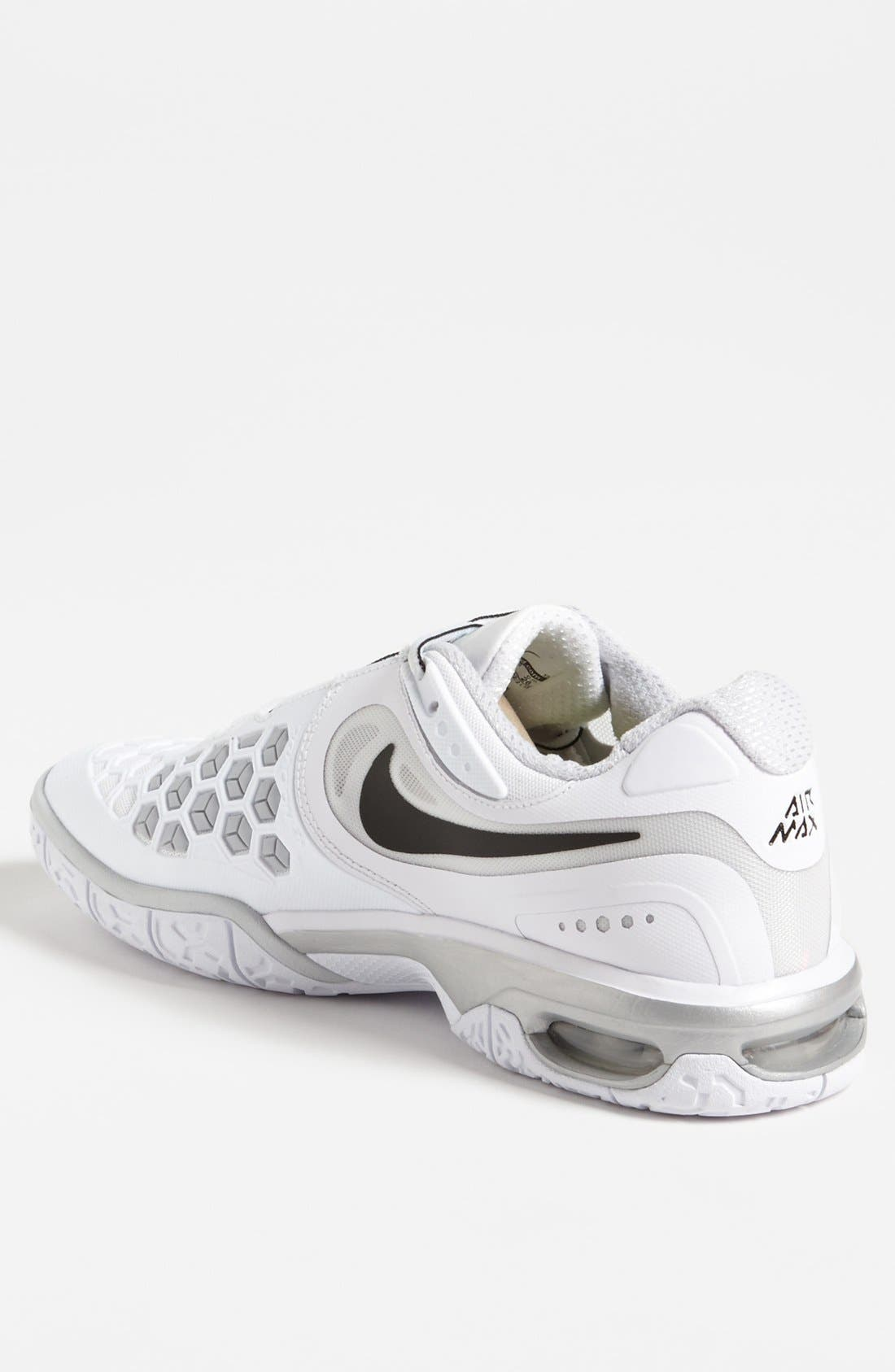 Alternate Image 2  - Nike 'Air Max Court Ballistec 4.3' Tennis Shoe (Men)