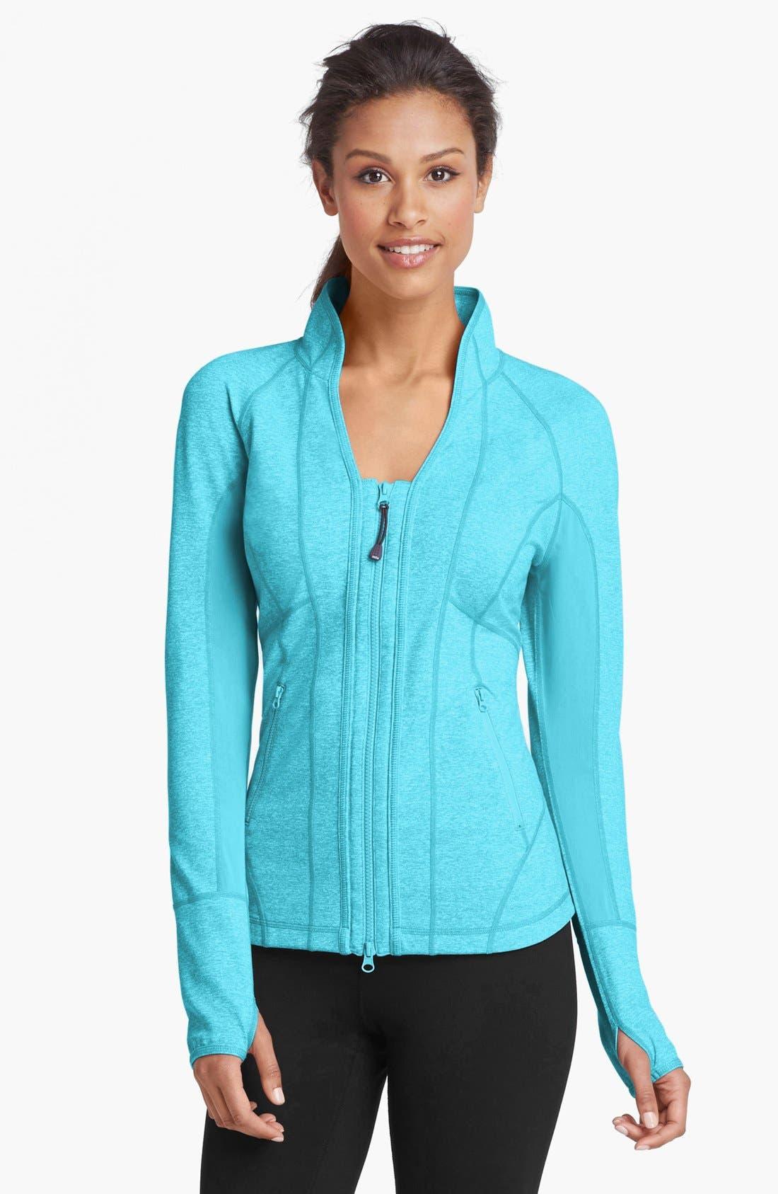 Main Image - Zella 'Scuba' Jacket