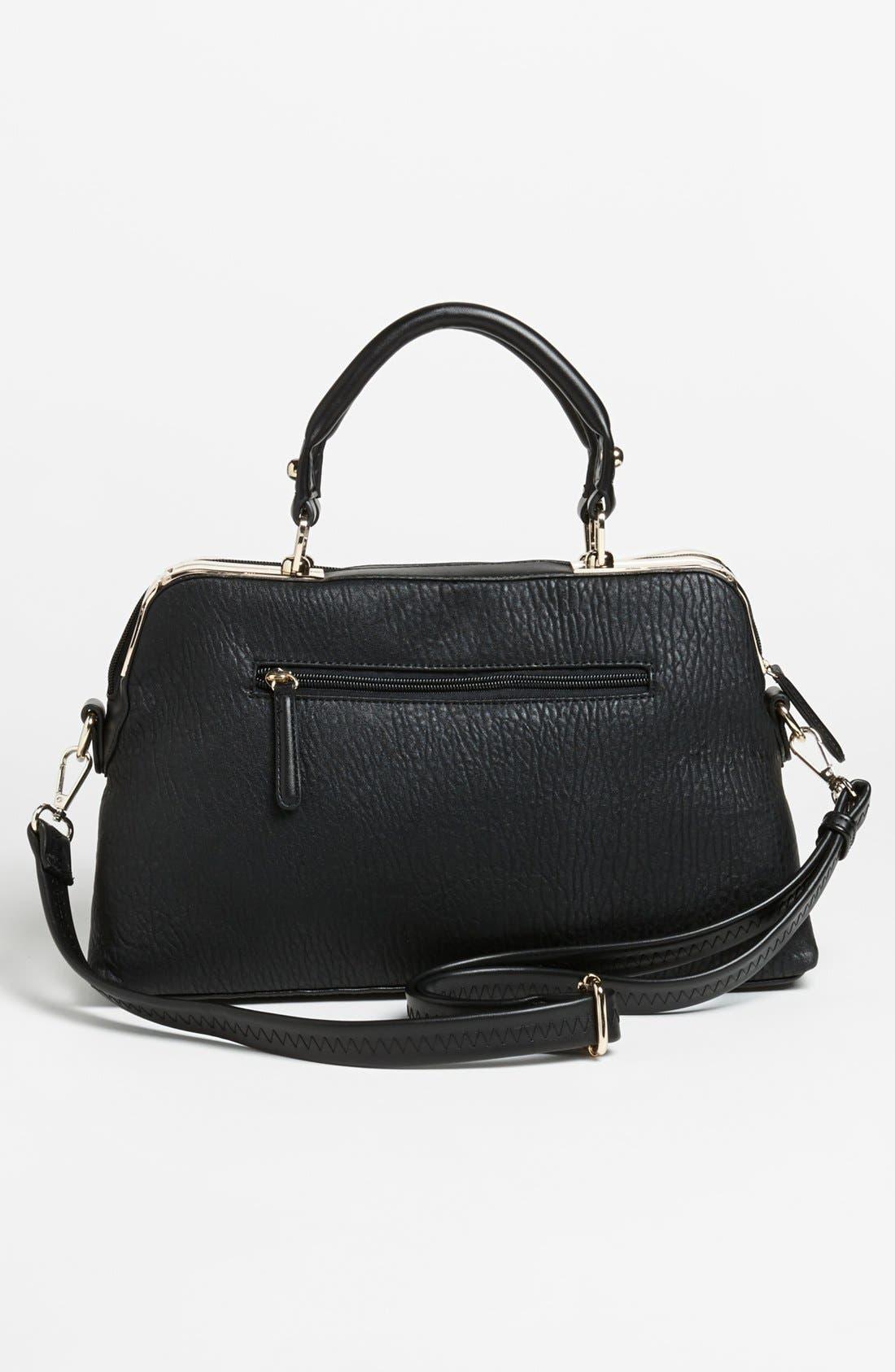Alternate Image 4  - Emperia Faux Leather Tote Bag