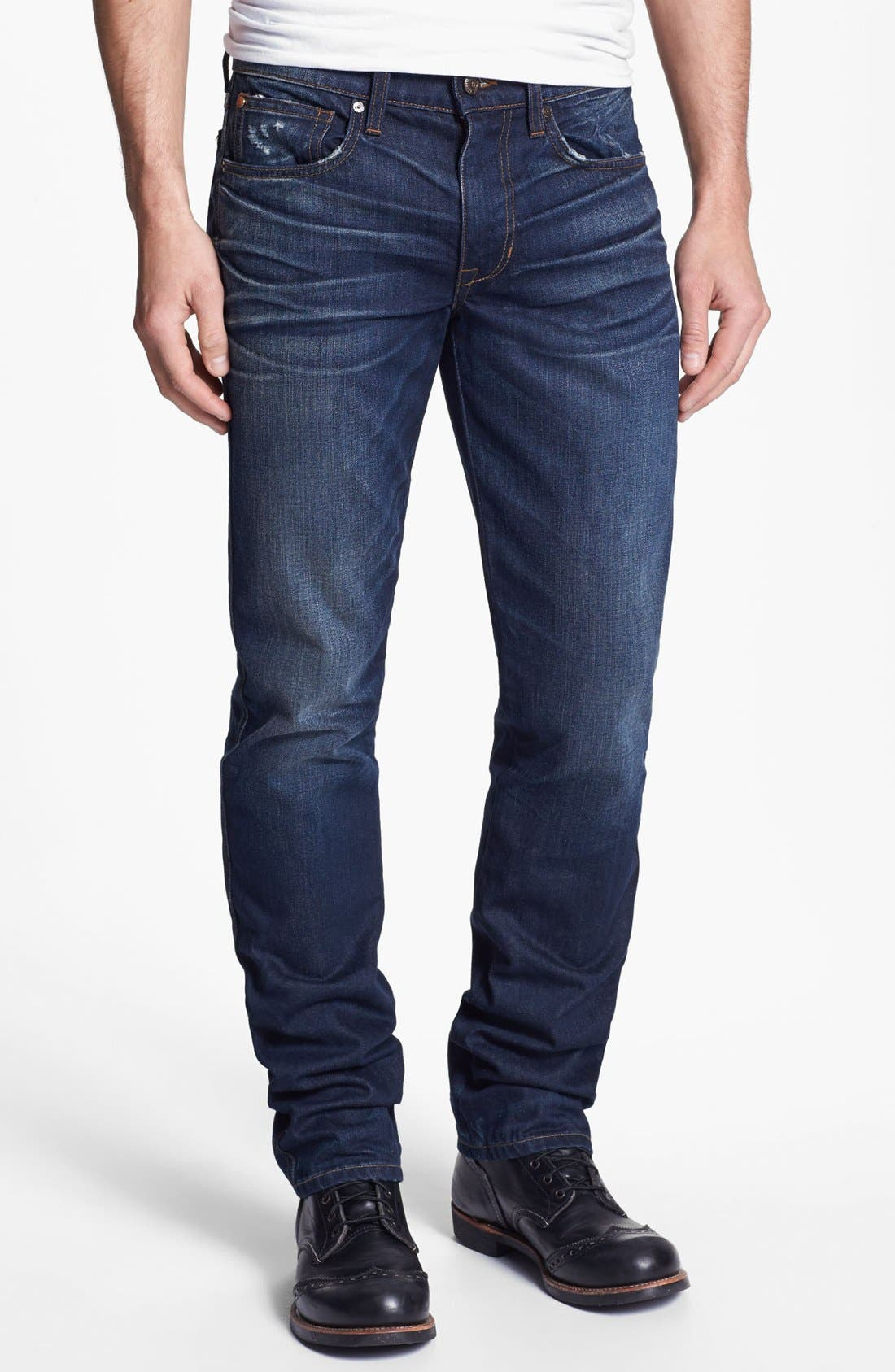 Alternate Image 1 Selected - Joe's 'Brixton' Slim Fit Jeans (Luke)
