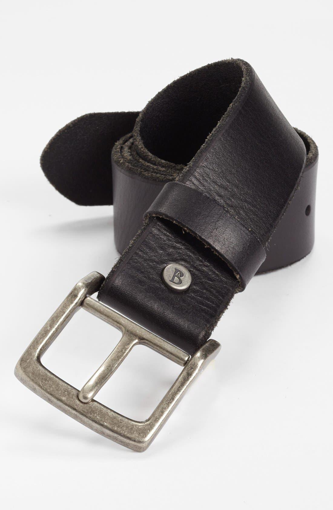 Main Image - Bill Adler 1981 'Retro Jean' Leather Belt