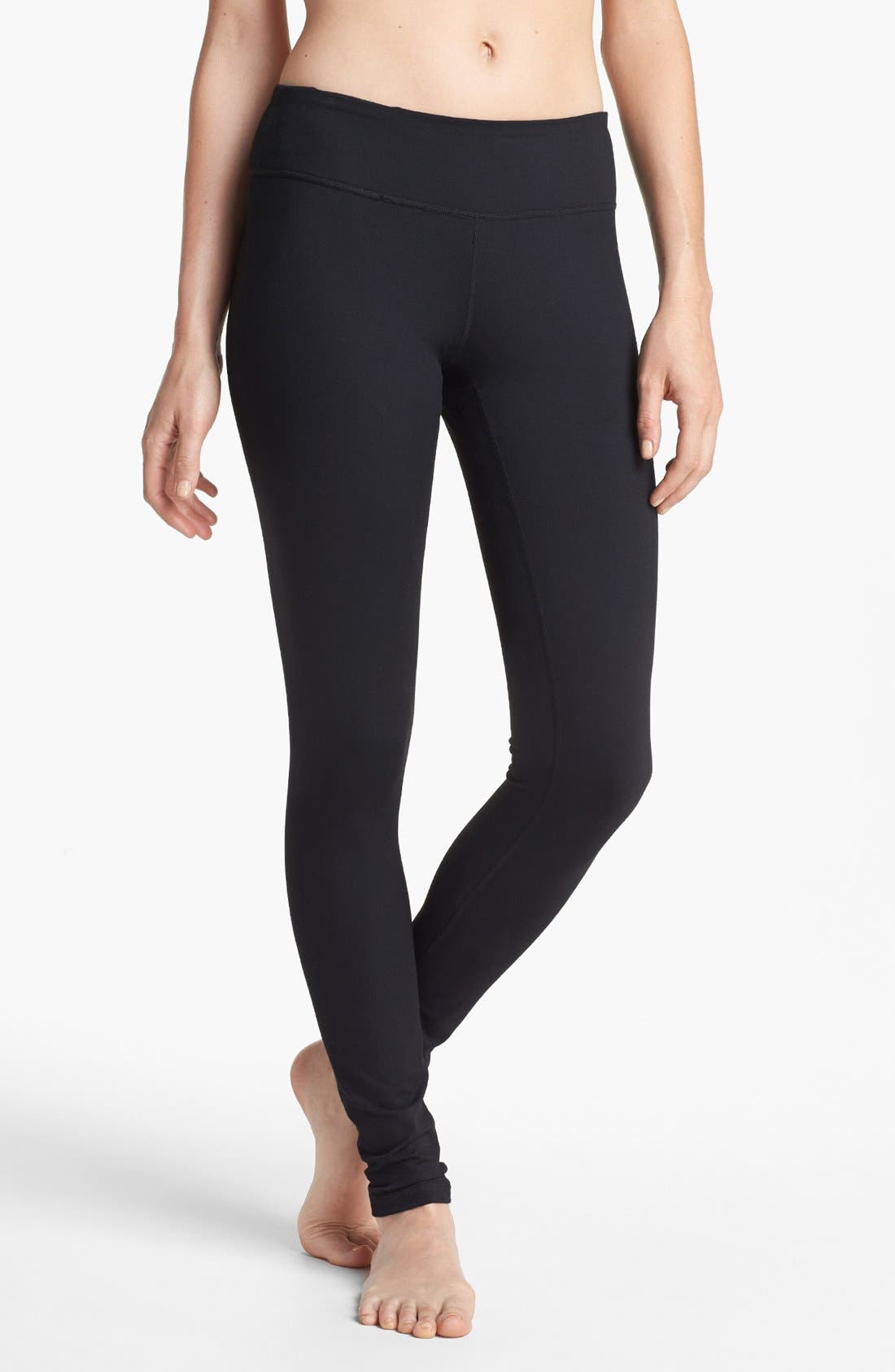 Main Image - Zella Live In Terra Slim Fit Leggings