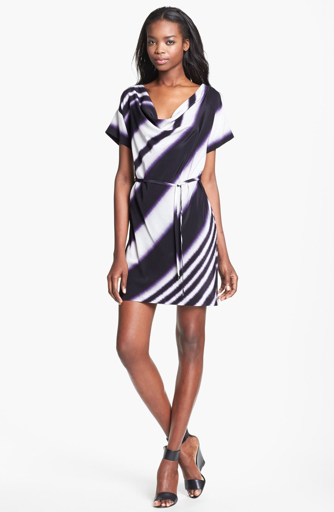 Alternate Image 1 Selected - Trina Turk 'Maggie' Silk Shift Dress