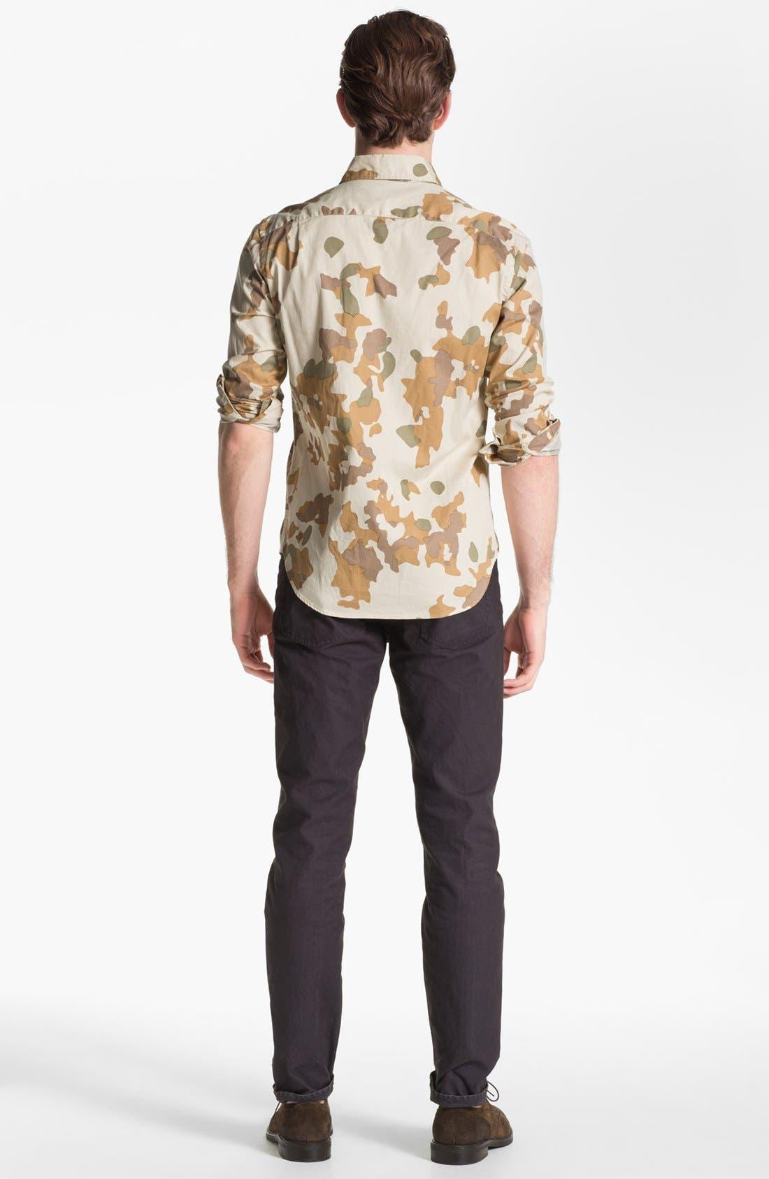 Alternate Image 5  - Steven Alan 'Collegiate' Sport Shirt