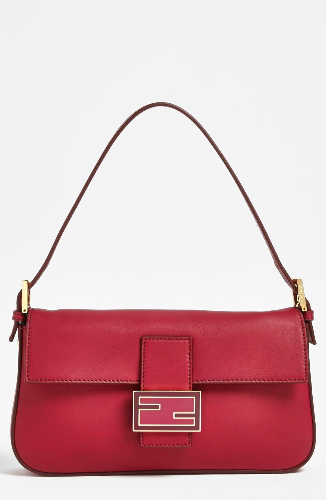 Main Image - Fendi Leather Baguette