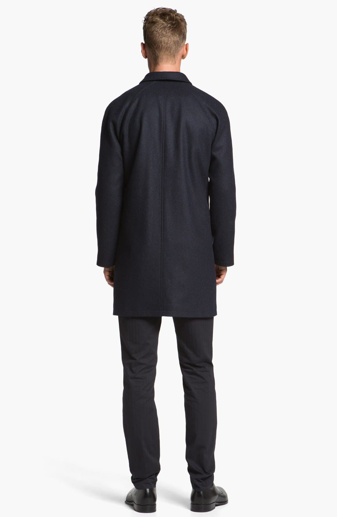 Alternate Image 5  - A.P.C. Mac Trench Coat