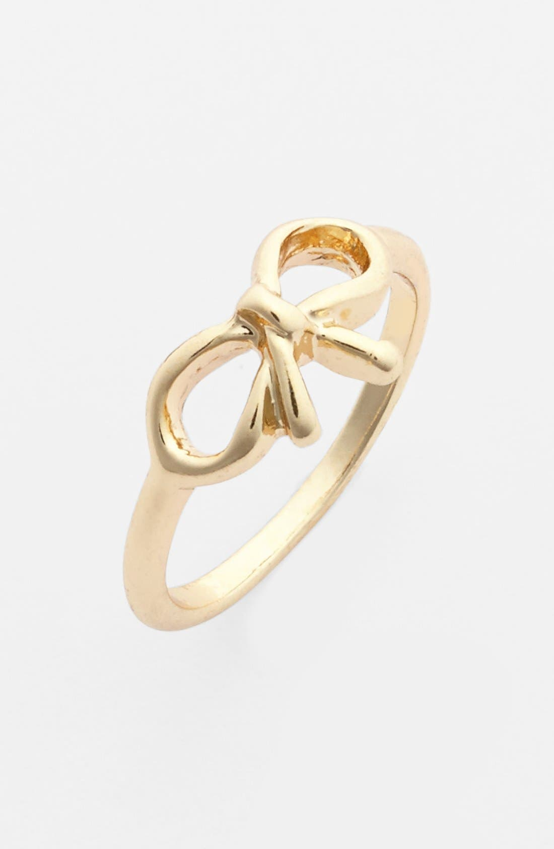 Alternate Image 1 Selected - BP. Bow Midi Ring