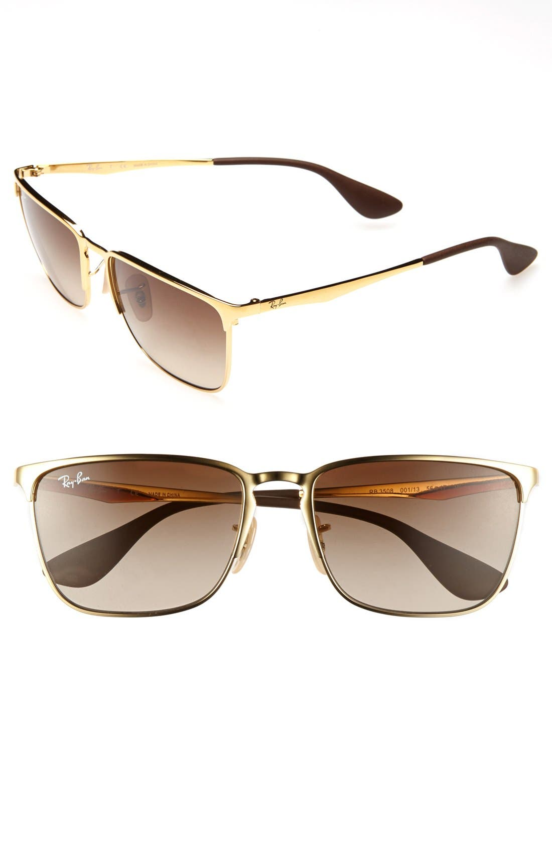 Alternate Image 1 Selected - Ray-Ban 'Youngster' 56mm Sunglasses