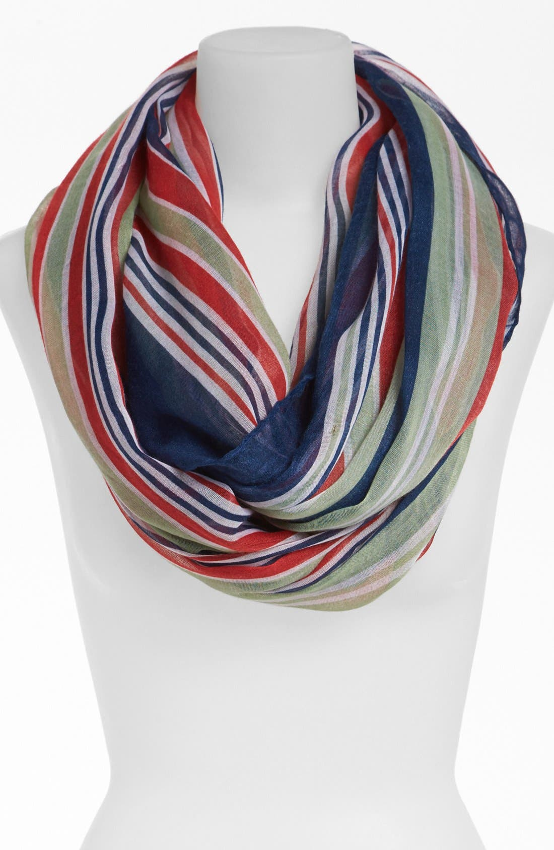 Main Image - Tasha 'Stripe It Rich' Infinity Scarf