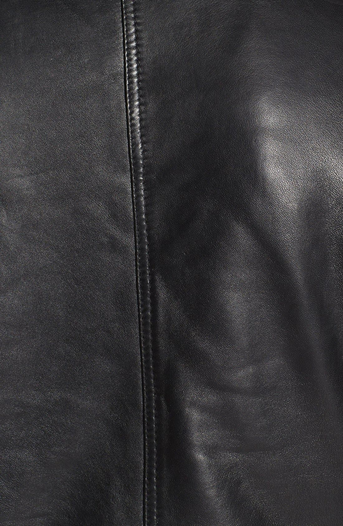 Alternate Image 3  - Zadig & Voltaire Leather Jacket