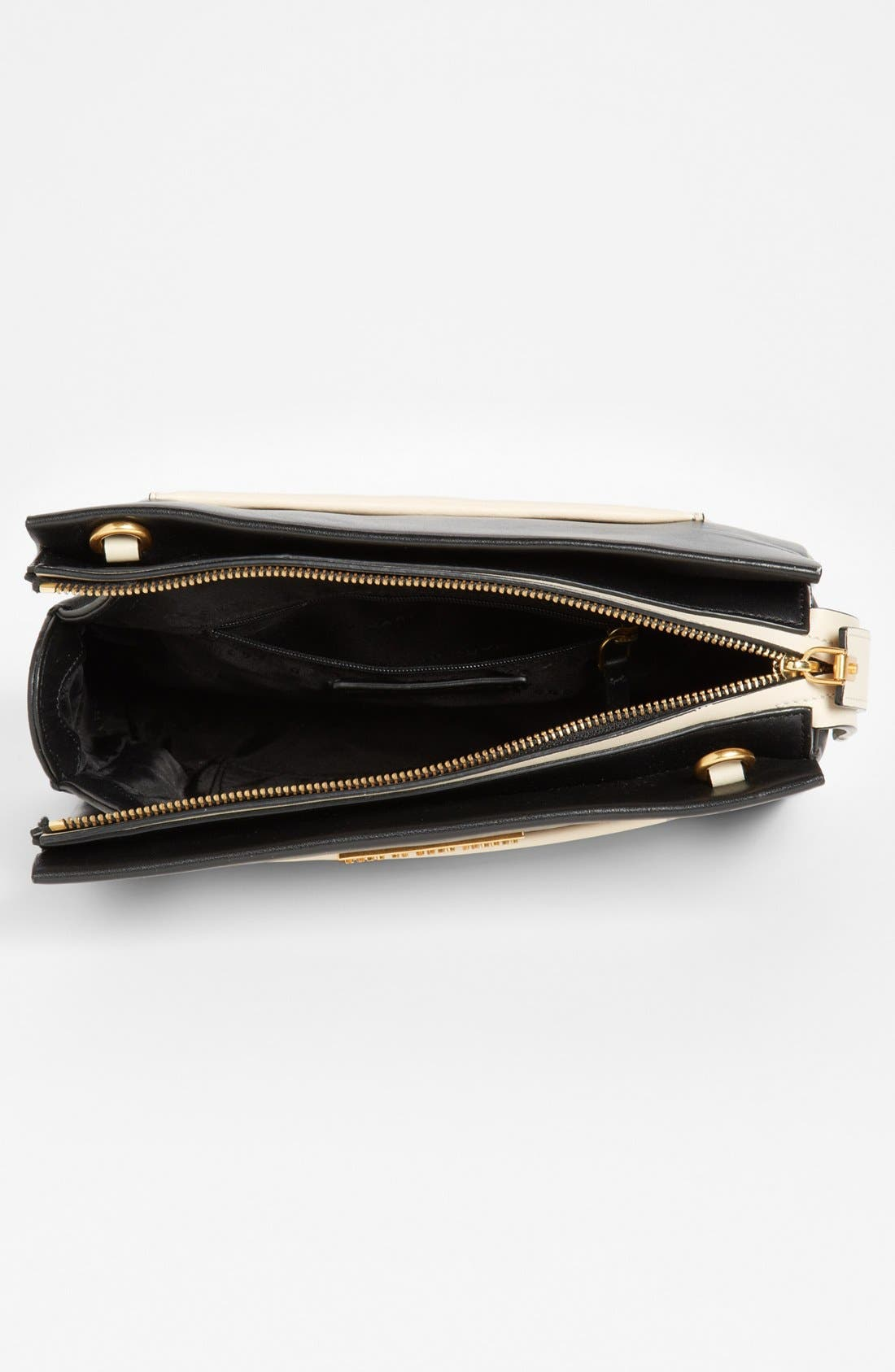 Alternate Image 3  - MARC BY MARC JACOBS 'Fold Them' Leather Crossbody Bag