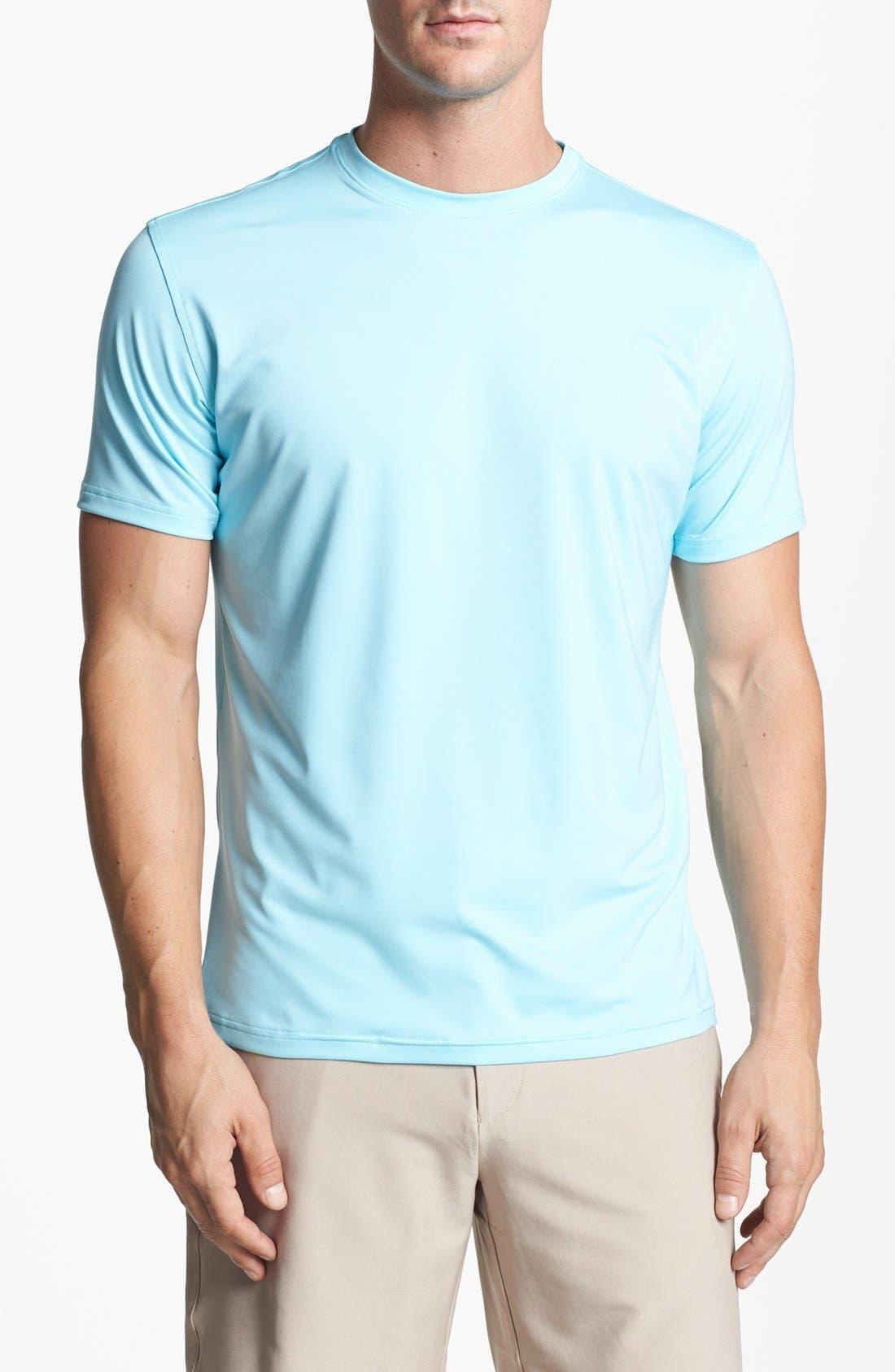 Alternate Image 1 Selected - Peter Millar 'Limerick' Stretch T-Shirt
