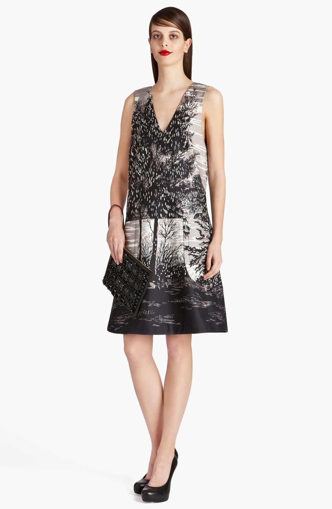 Alternate Image 4  - Marni Treescape Print Dress
