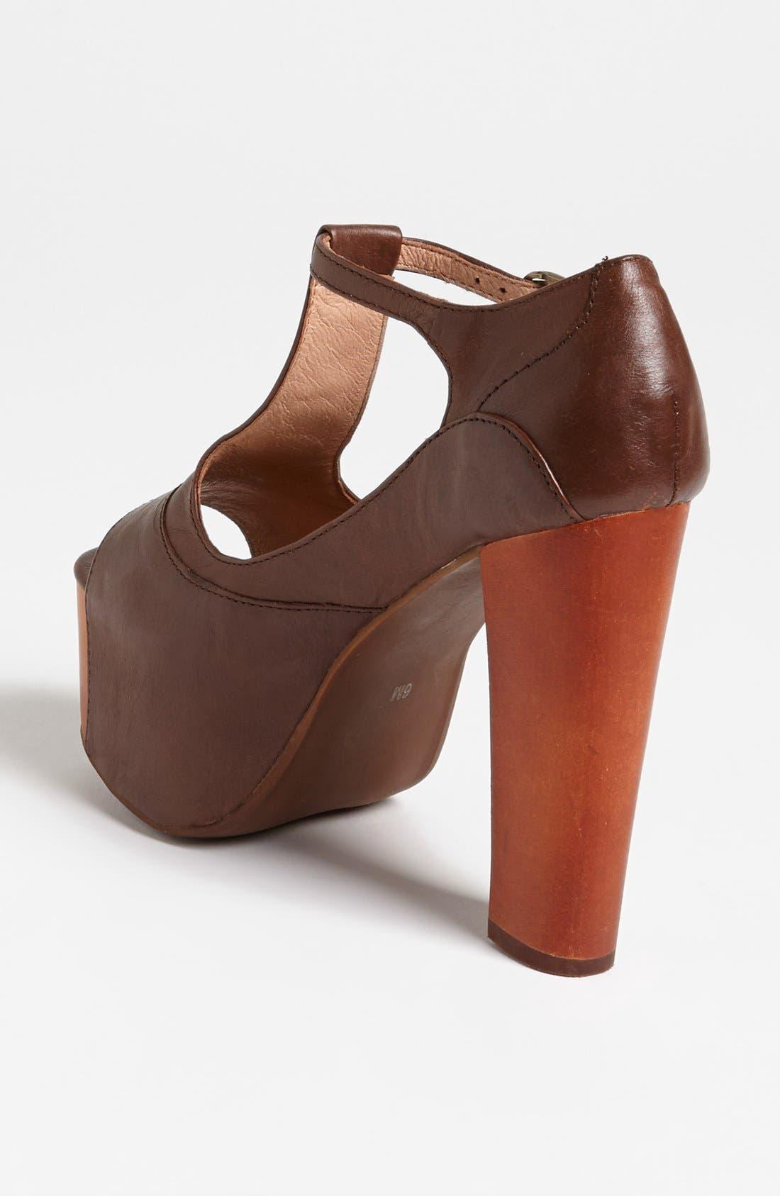 Alternate Image 2  - Jeffrey Campbell 'Foxy' Platform Sandal