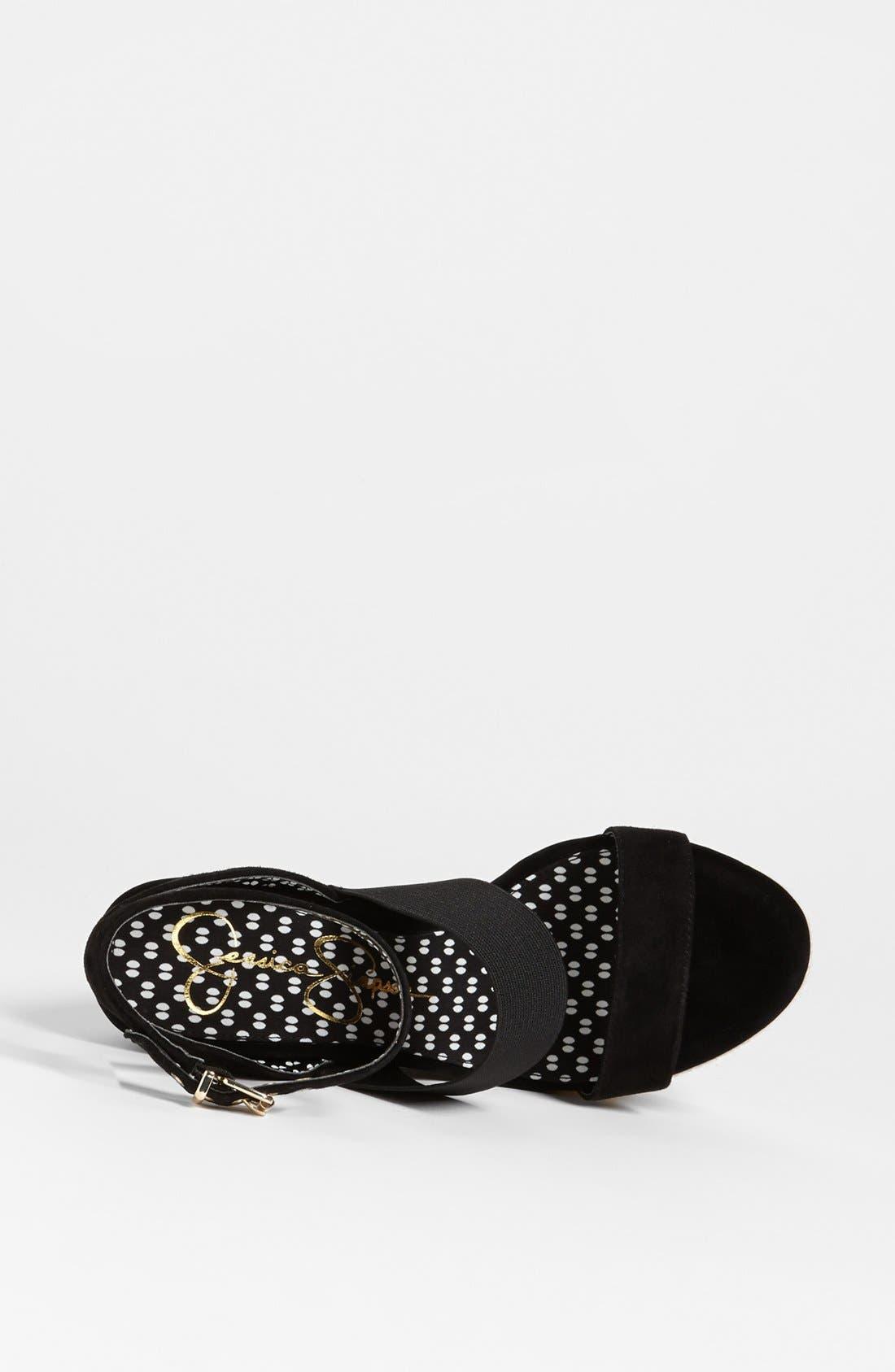 Alternate Image 3  - Jessica Simpson 'Cosset' Sandal