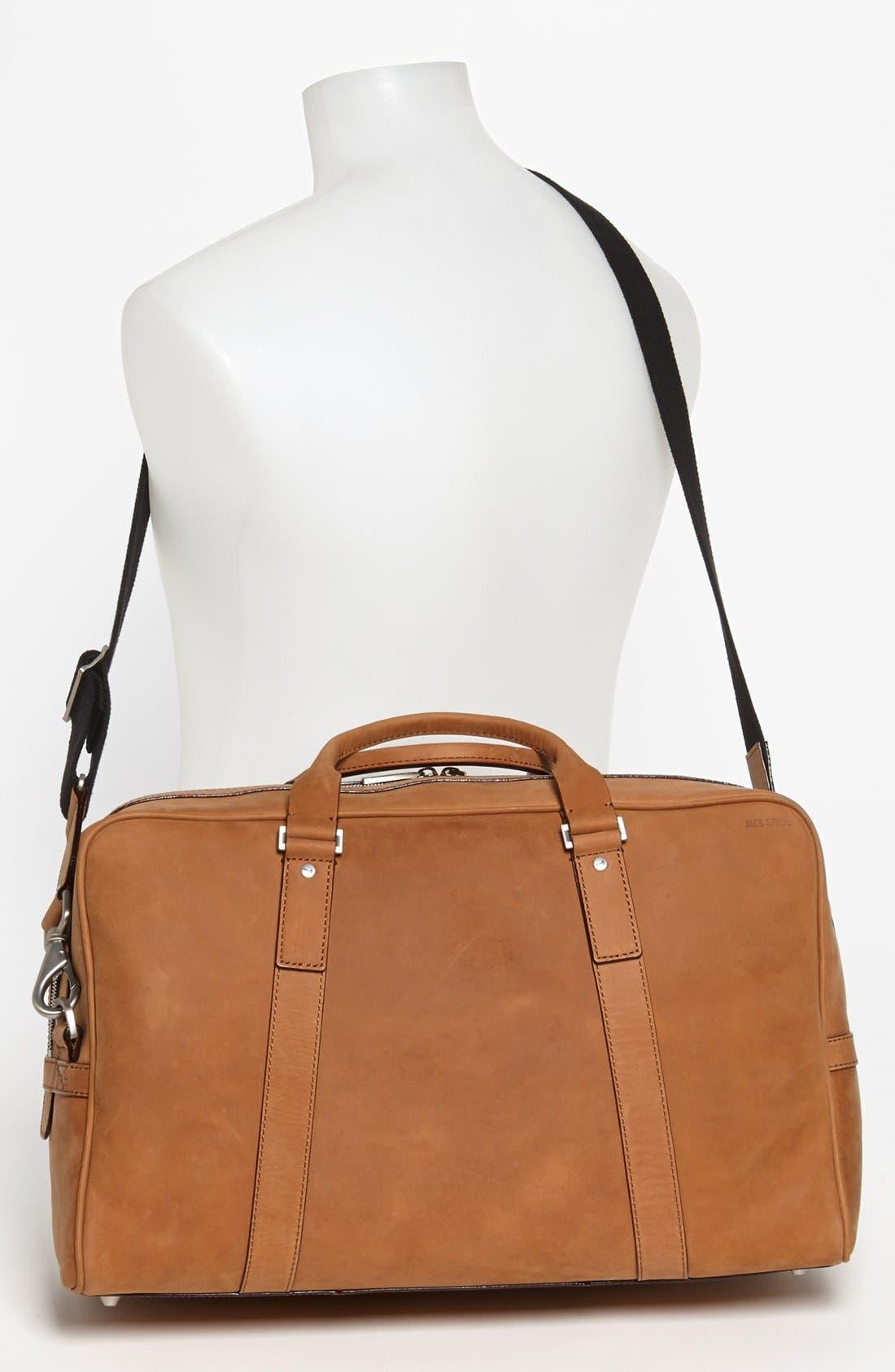 Alternate Image 2  - Jack Spade 'Small - Eaton' Duffel Bag