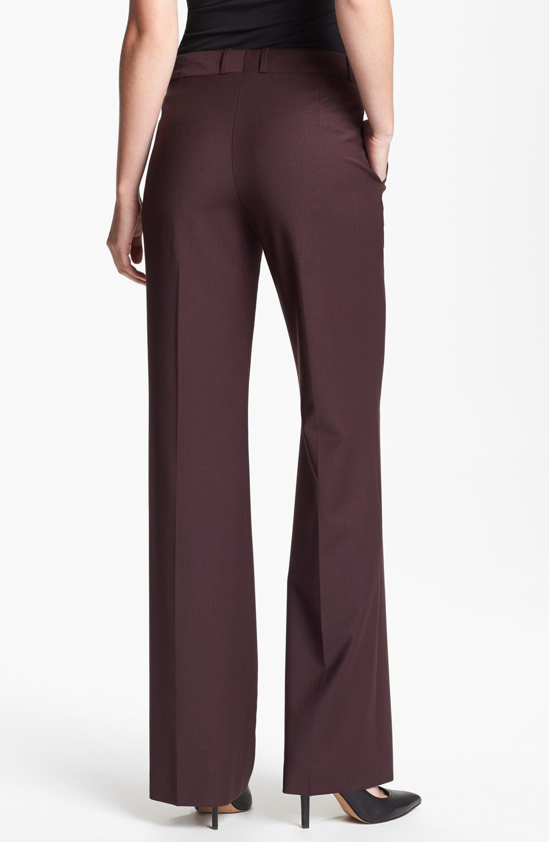 Alternate Image 2  - BOSS HUGO BOSS 'Tulira' Trousers