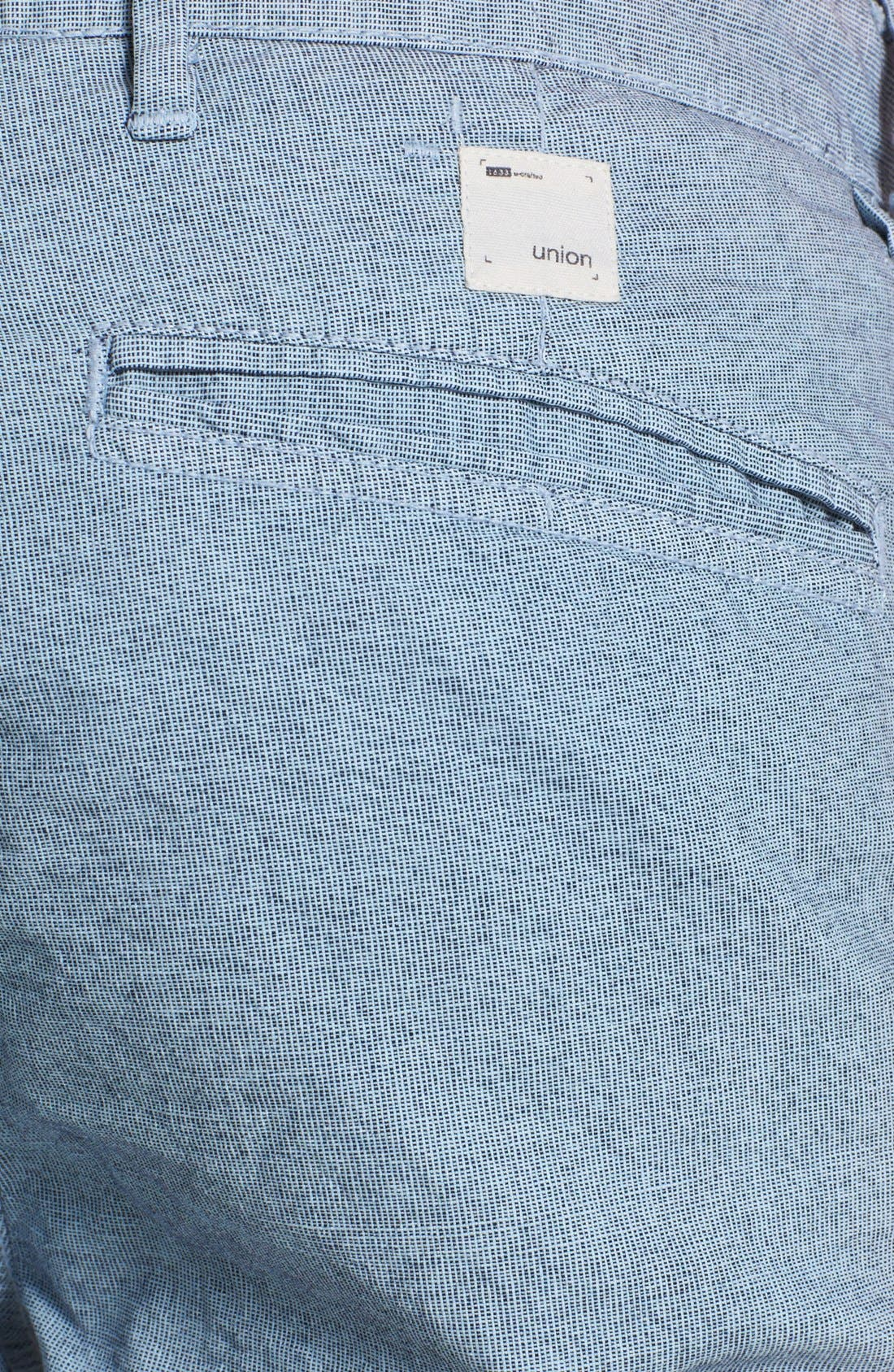 Alternate Image 3  - Union 'Georgetown' Chino Shorts
