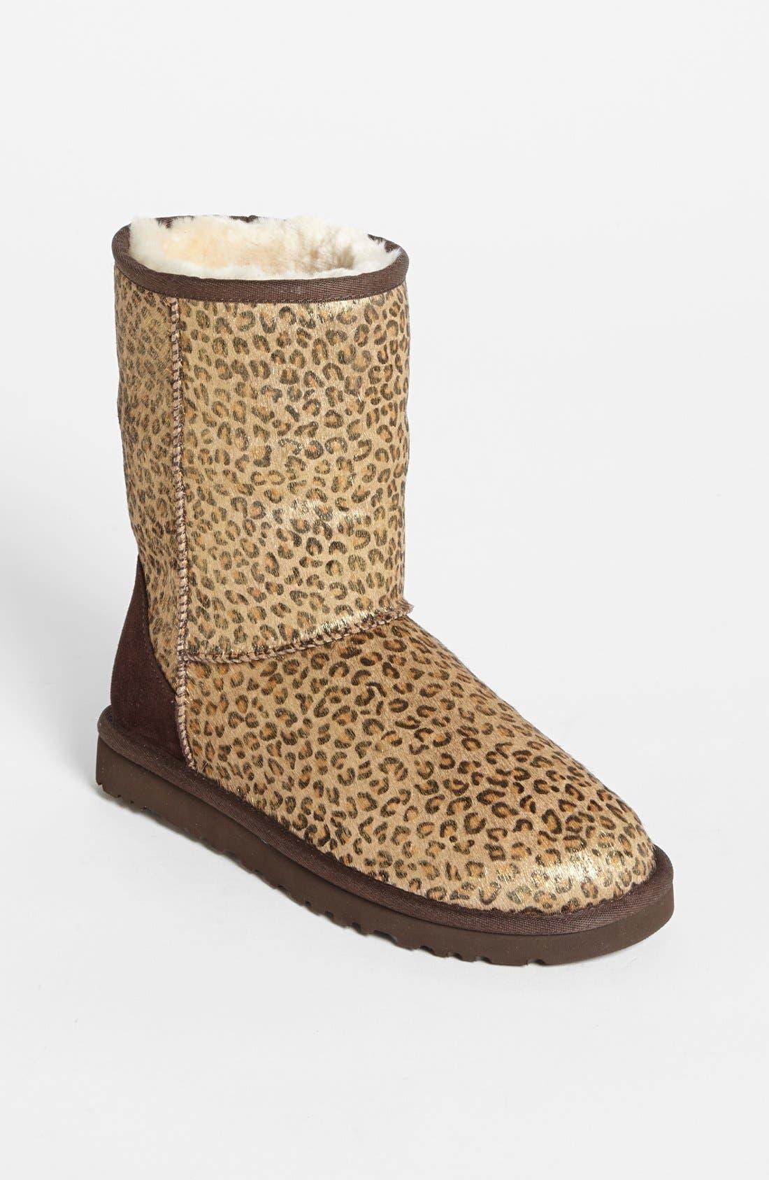 Main Image - UGG® Australia 'Classic Short Exotic' Boot (Nordstrom Exclusive)