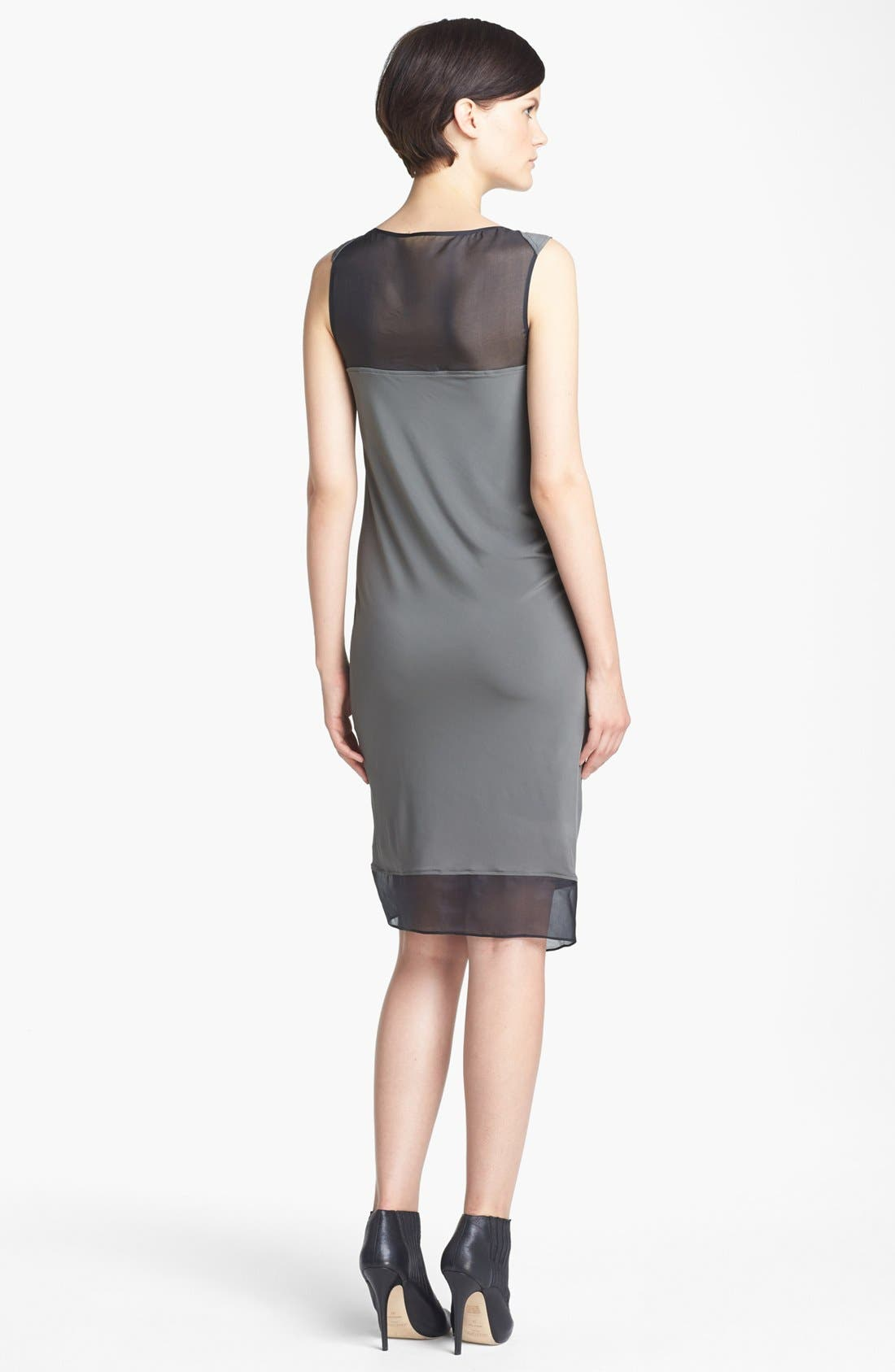 Alternate Image 2  - Helmut Lang 'Melody' Sleeveless Dress
