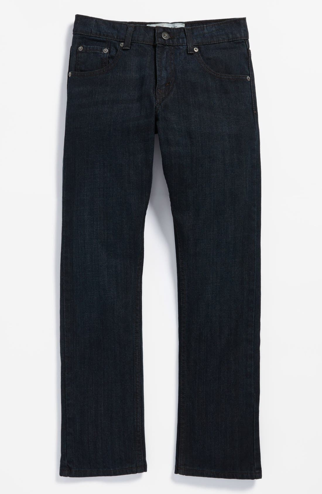 Alternate Image 2  - Levi's® '513™' Slim Straight Leg Jeans (Big Boys)