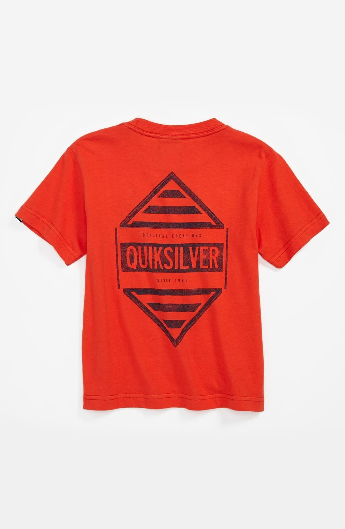 Alternate Image 2  - Quiksilver 'Answer' T-Shirt (Toddler Boys)