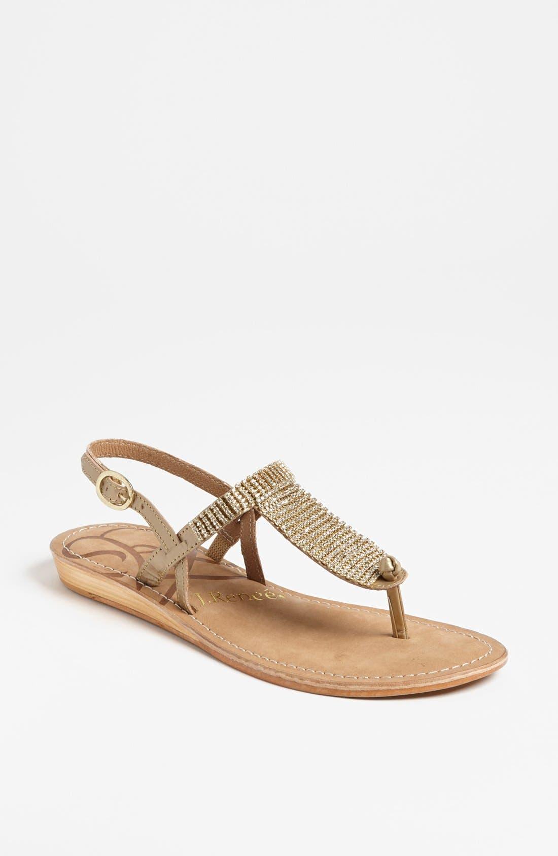 Main Image - J. Reneé 'Stella' Sandal