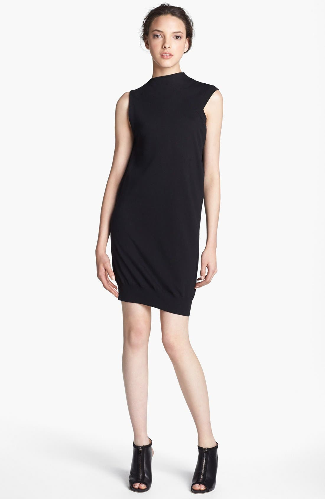 Alternate Image 1 Selected - Alexander Wang Sleeveless Wool Knit Dress